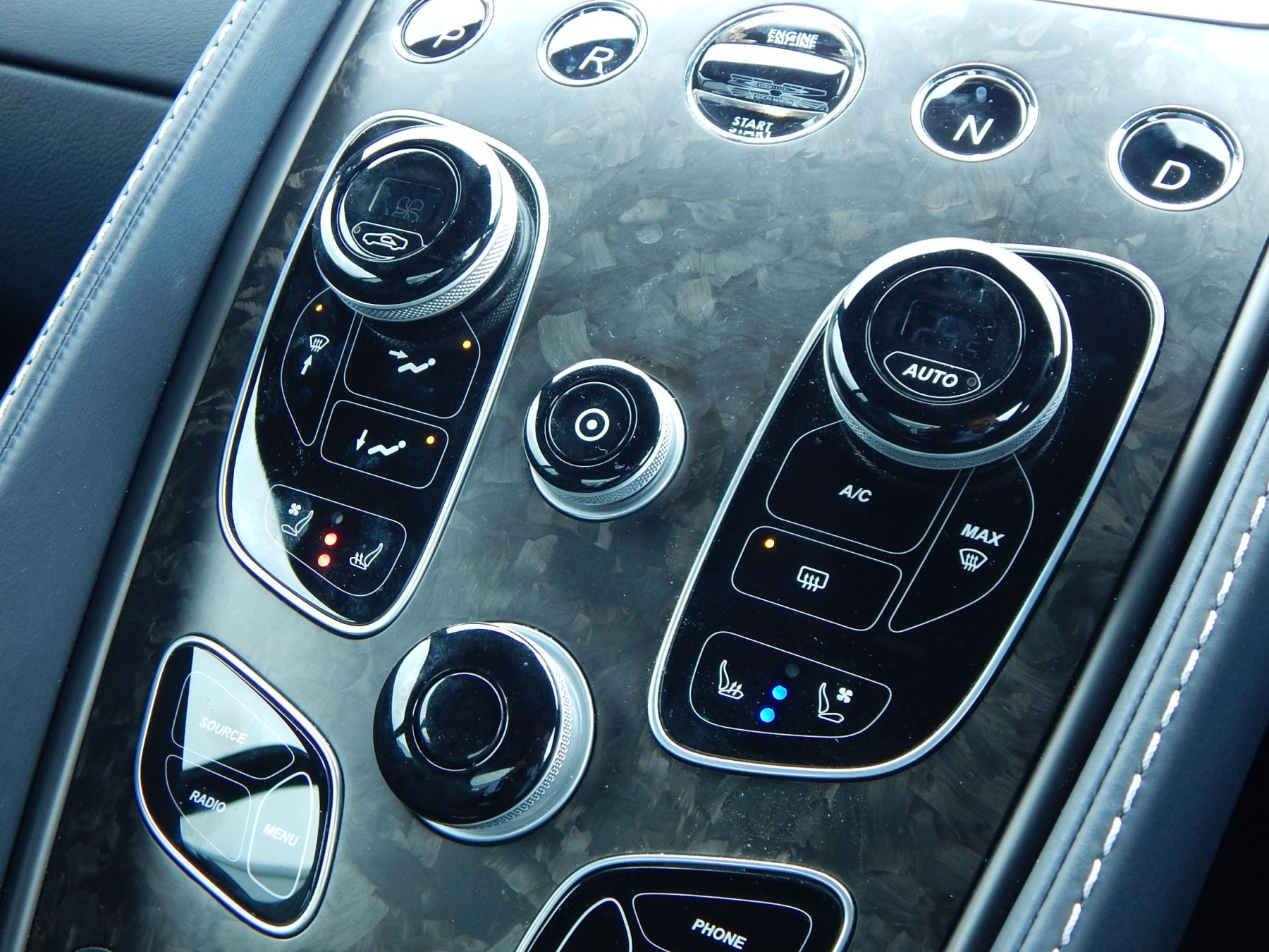 Aston Martin Vanquish V12 [595] S 2+2 2dr Touchtronic image 20
