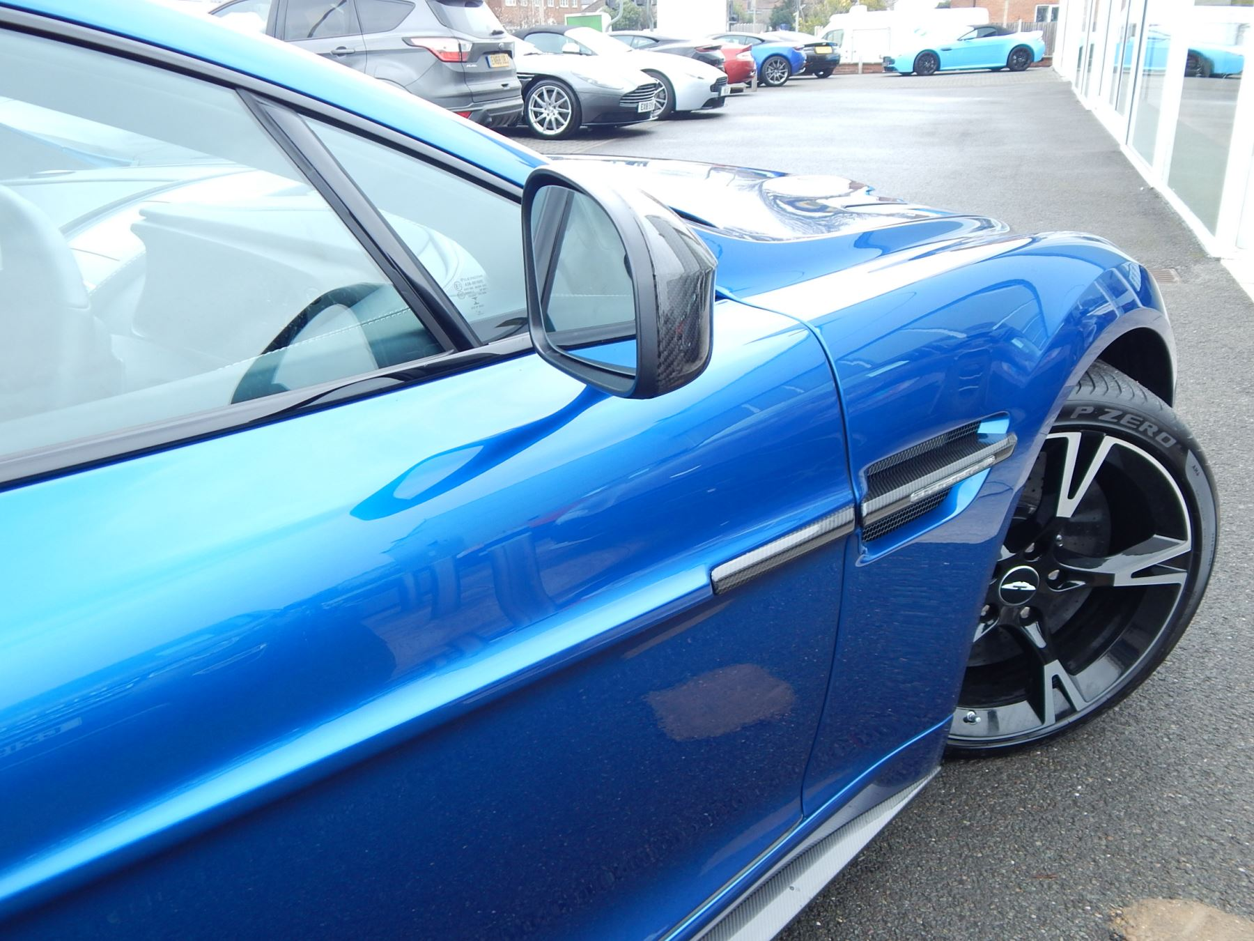 Aston Martin Vanquish V12 [595] S 2+2 2dr Touchtronic image 24
