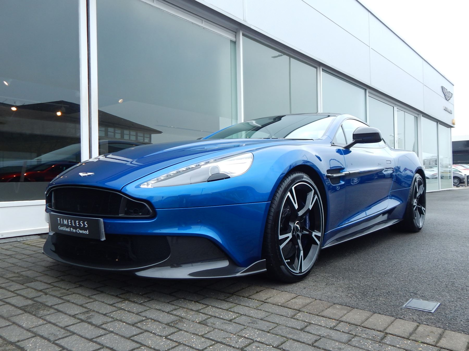 Aston Martin Vanquish V12 [595] S 2+2 2dr Touchtronic image 7