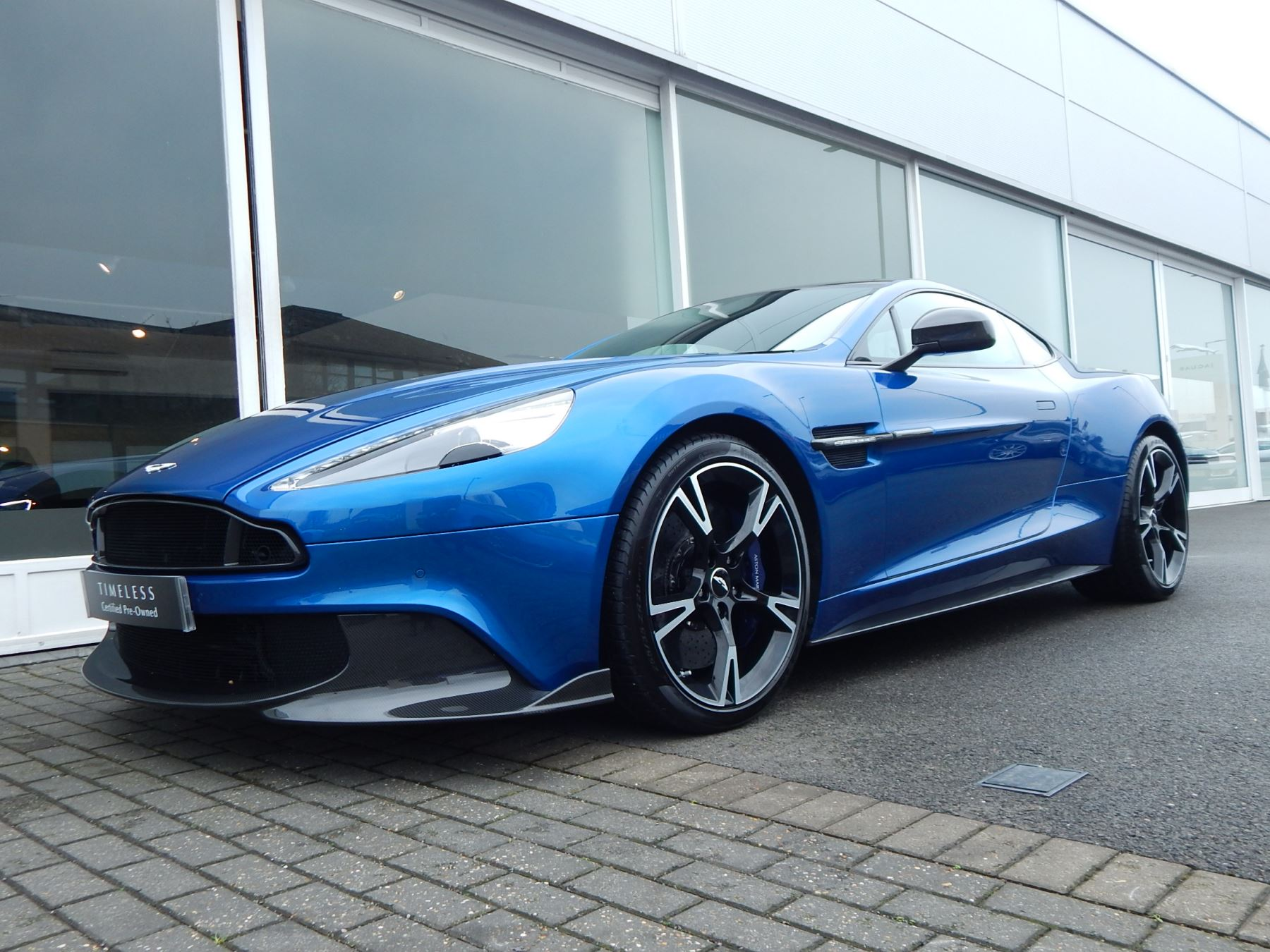 Aston Martin Vanquish V12 [595] S 2+2 2dr Touchtronic image 8