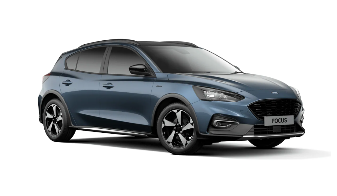 Ford All-New Focus 1.0 EcoBoost 125 Active Auto 5dr