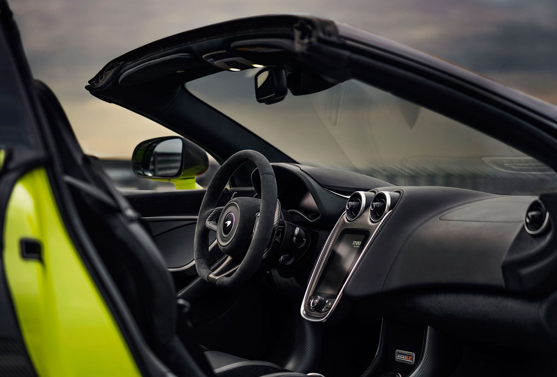 McLaren 600LT Spider - The Edge Amplified image 2