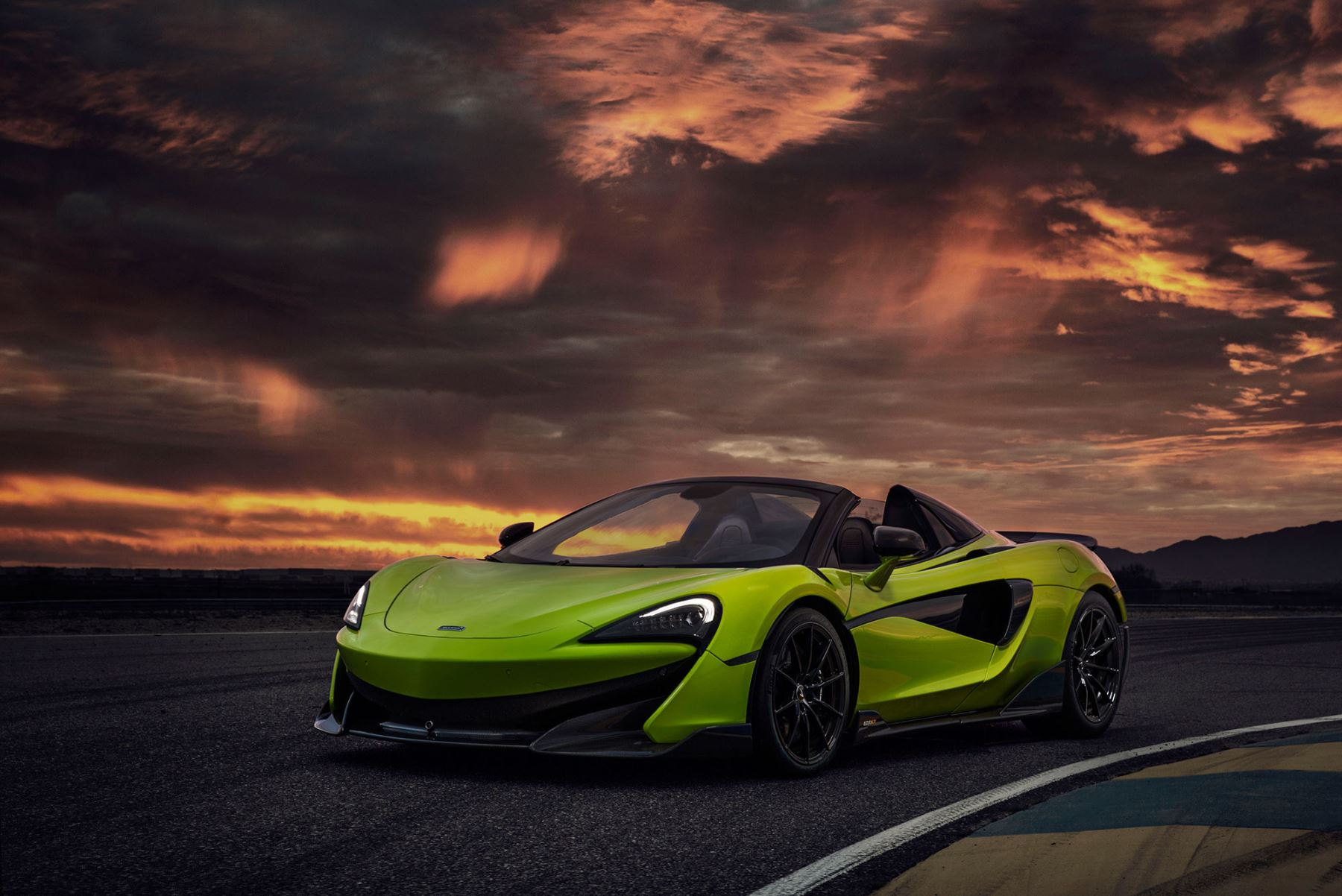 McLaren 600LT Spider - The Edge Amplified image 1