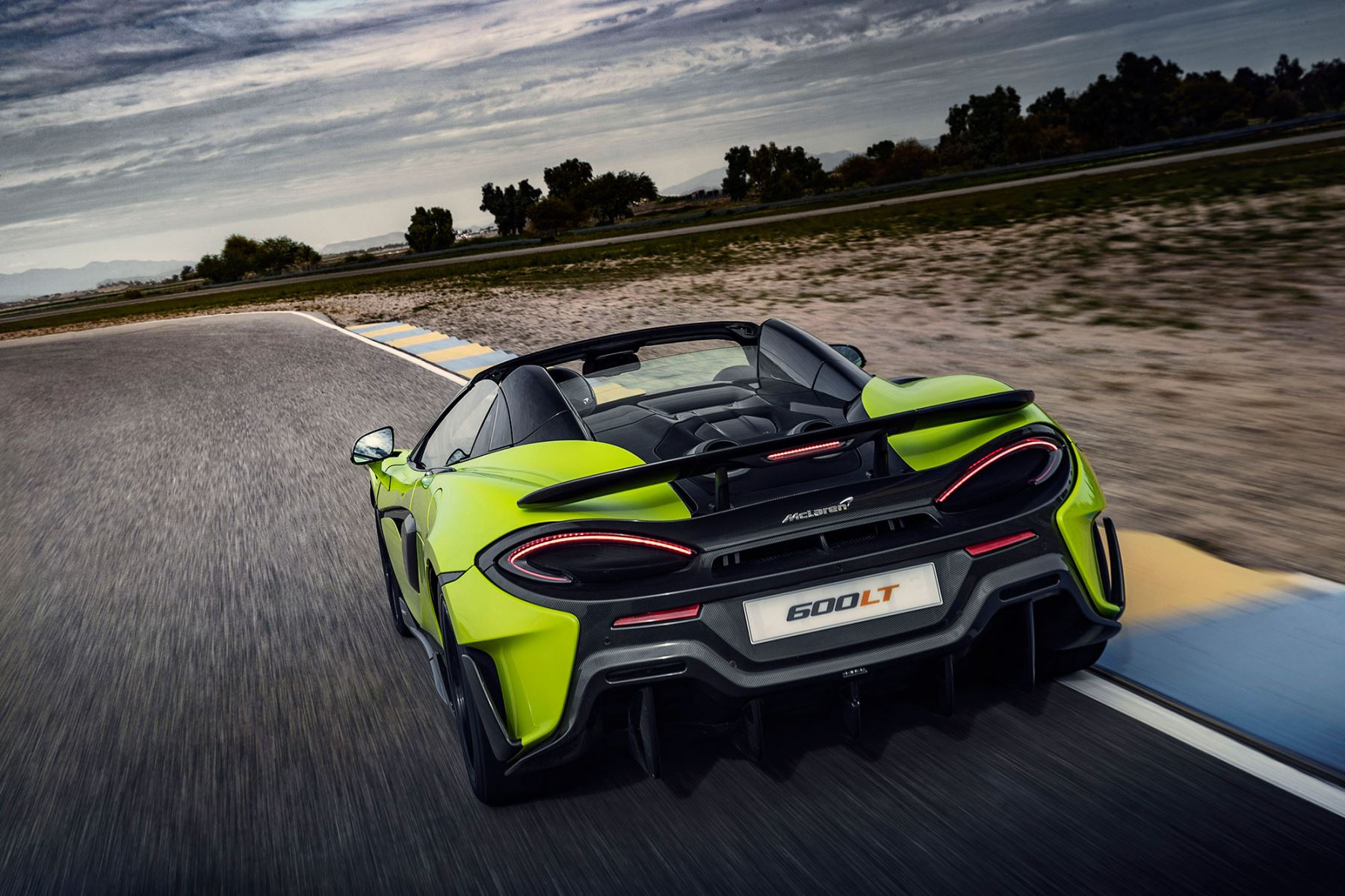 McLaren 600LT Spider - The Edge Amplified image 6