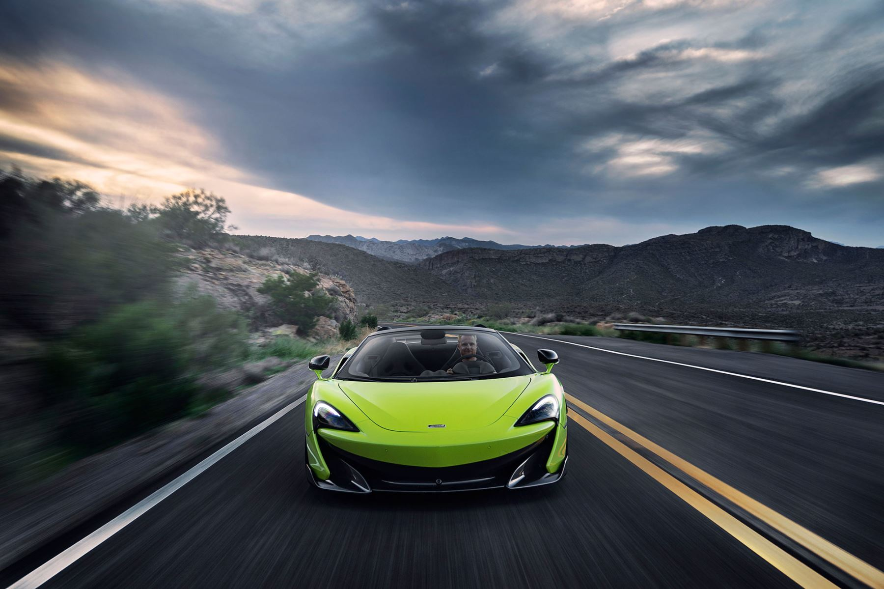 McLaren 600LT Spider - The Edge Amplified image 8
