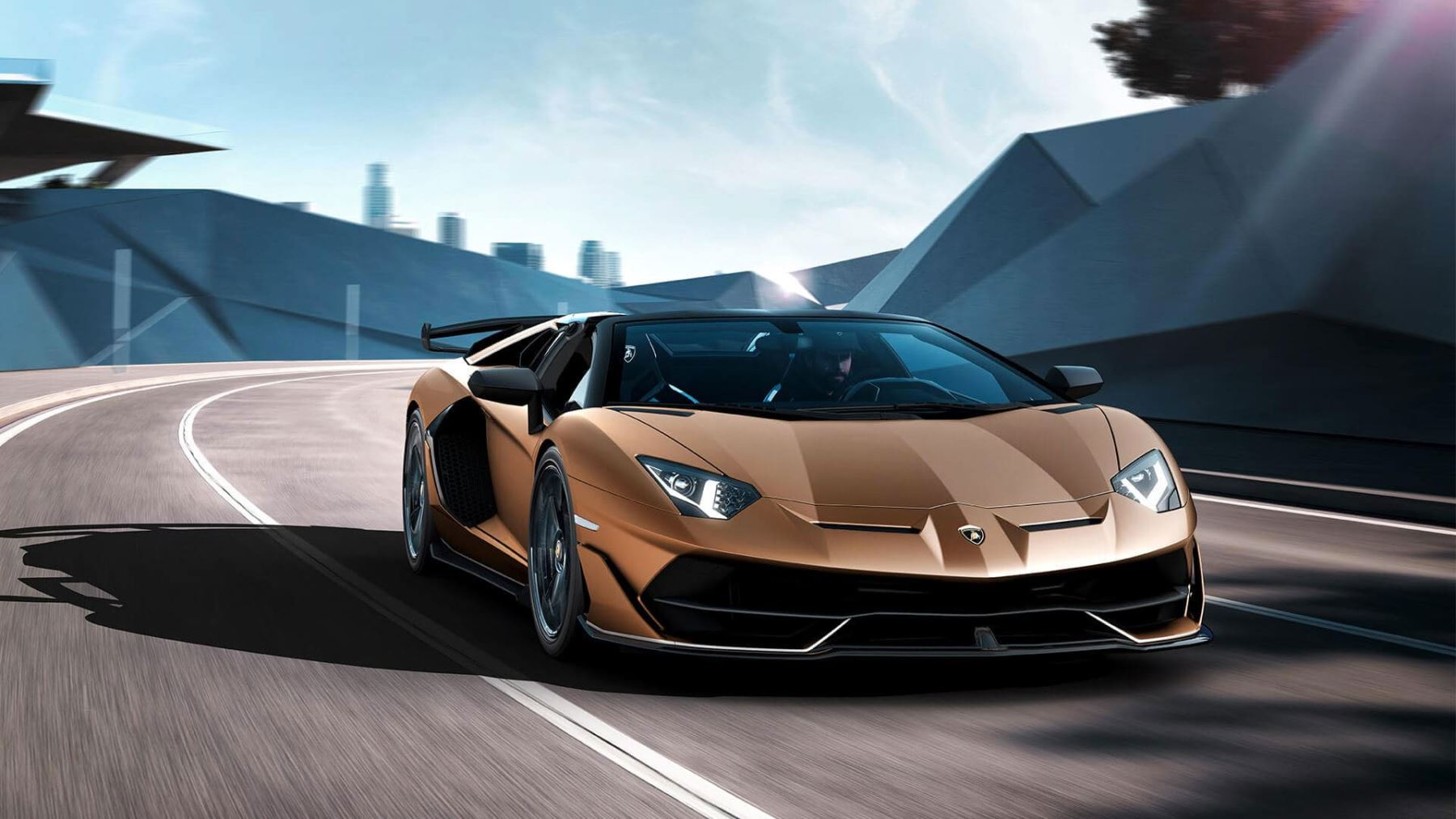 Lamborghini Aventador SVJ Roadster - Real emotions shape the future image 1