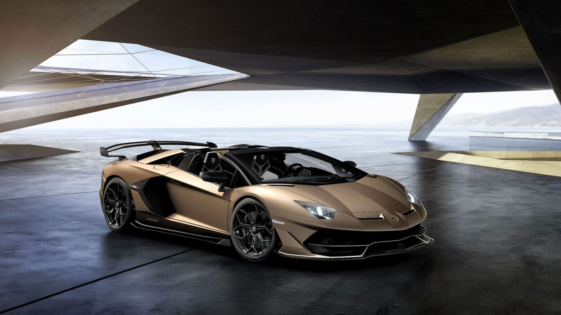 Lamborghini Aventador SVJ Roadster - Real emotions shape the future image 3