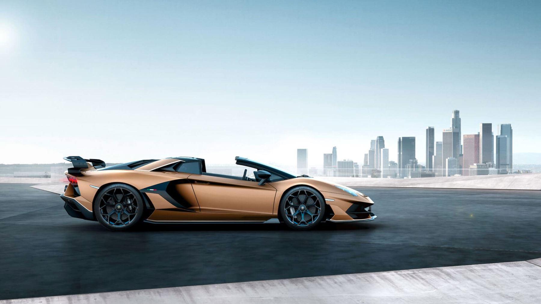 Lamborghini Aventador SVJ Roadster - Real emotions shape the future image 5