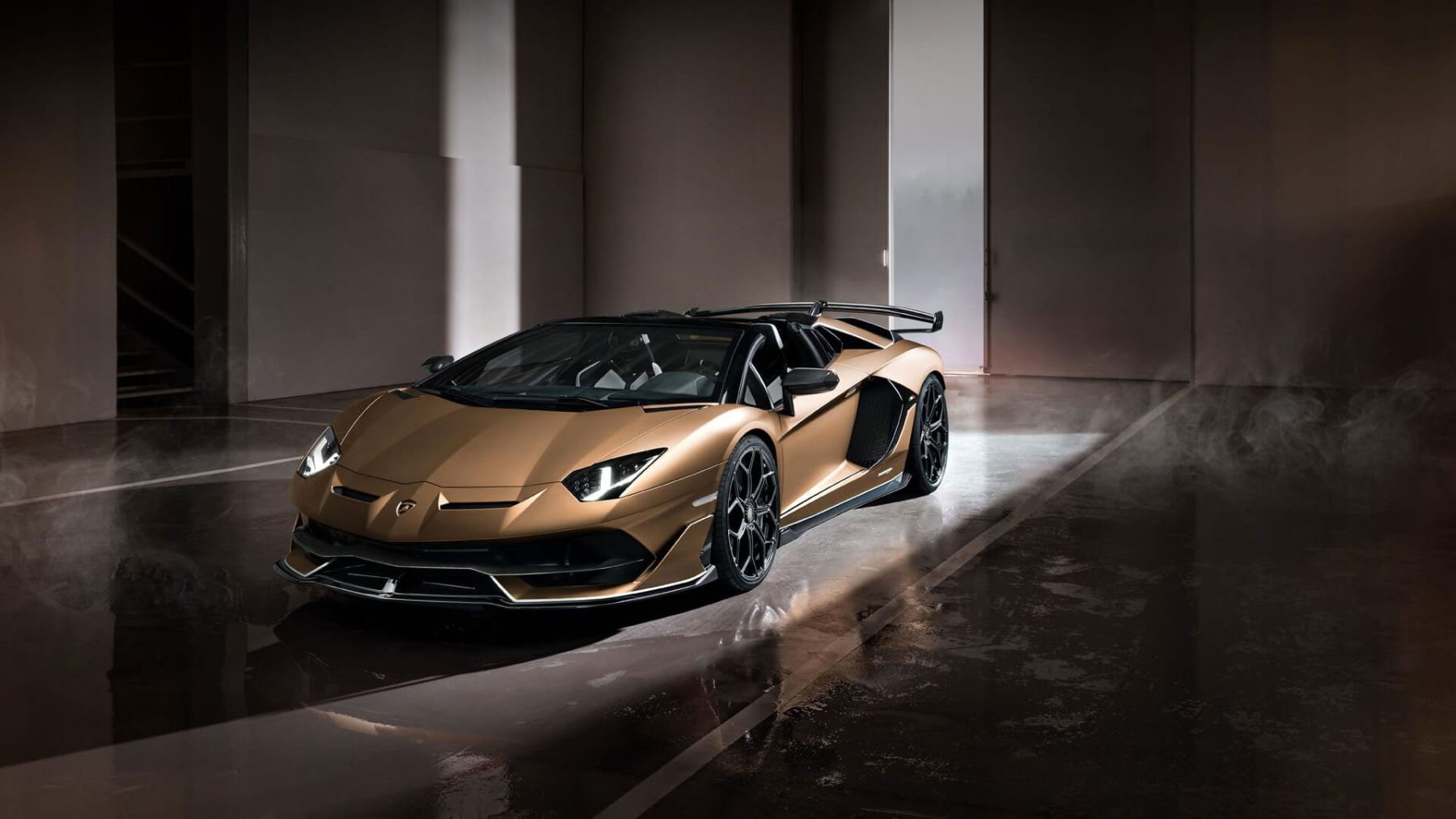 Lamborghini Aventador SVJ Roadster - Real emotions shape the future image 7