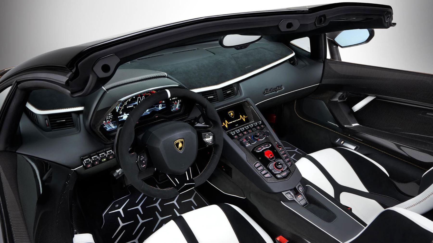 Lamborghini Aventador SVJ Roadster - Real emotions shape the future image 8