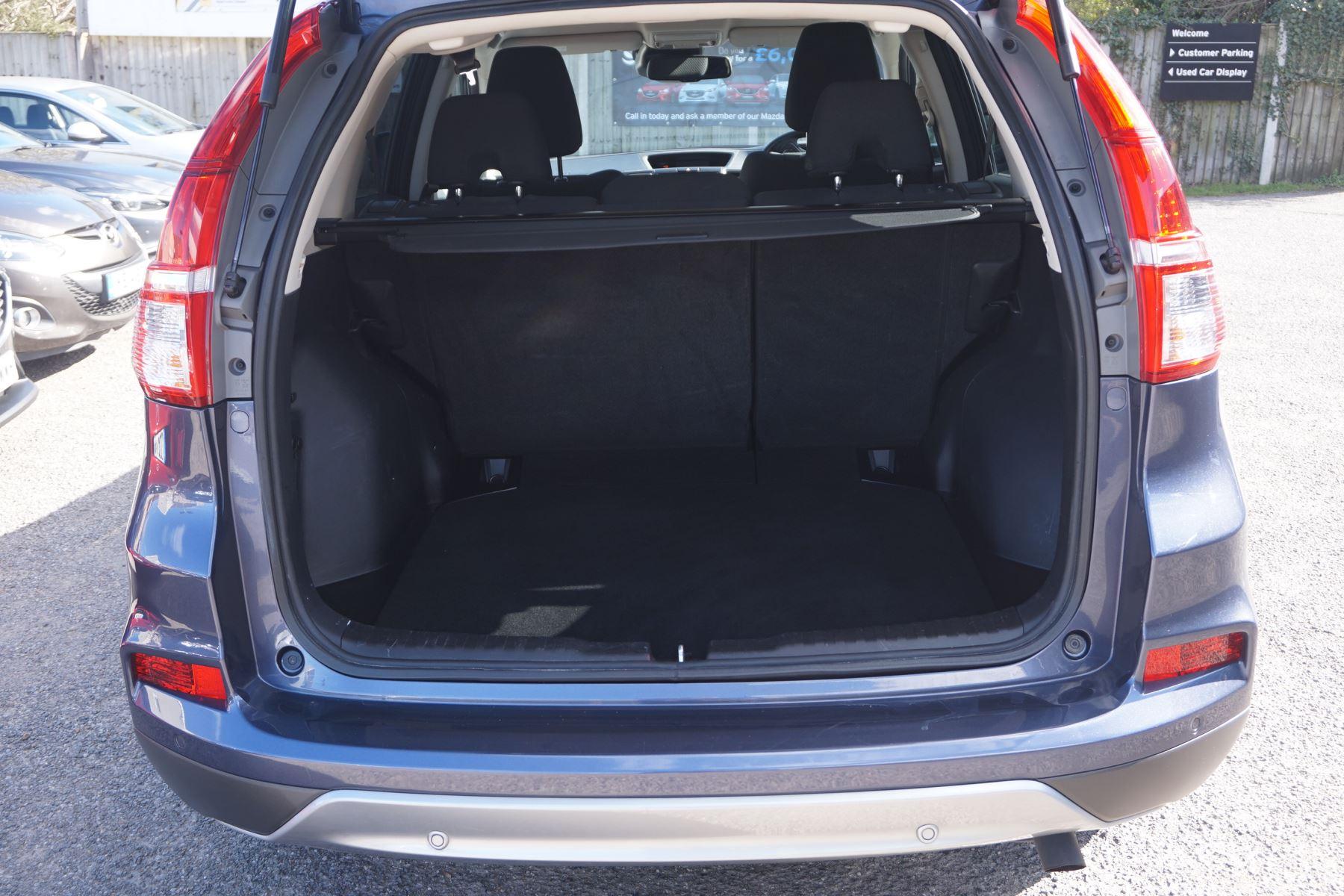 Honda CR-V 1.6 i-DTEC 160 SE Plus 5dr [Nav] 4WD image 6