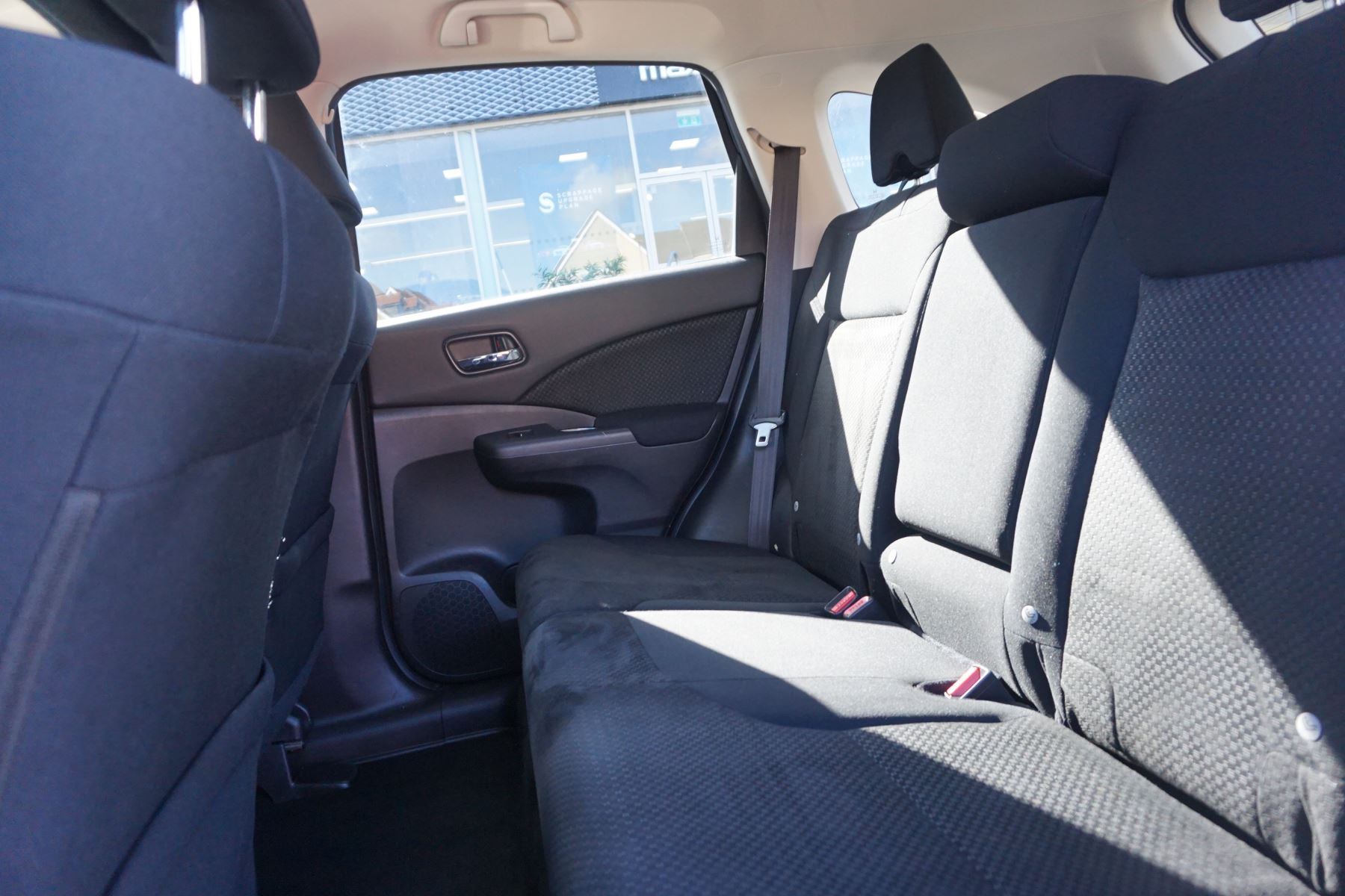 Honda CR-V 1.6 i-DTEC 160 SE Plus 5dr [Nav] 4WD image 9