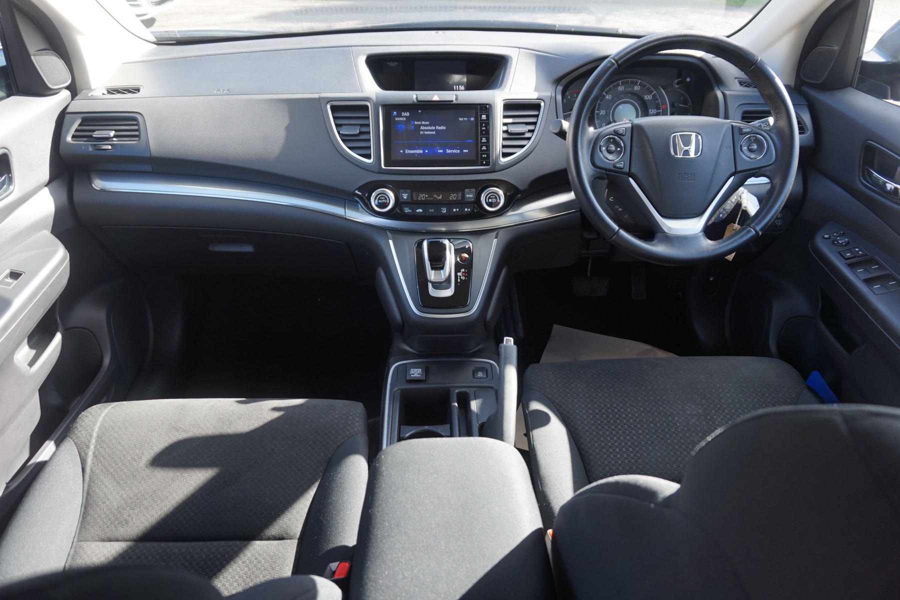 Honda CR-V 1.6 i-DTEC 160 SE Plus 5dr [Nav] 4WD image 10