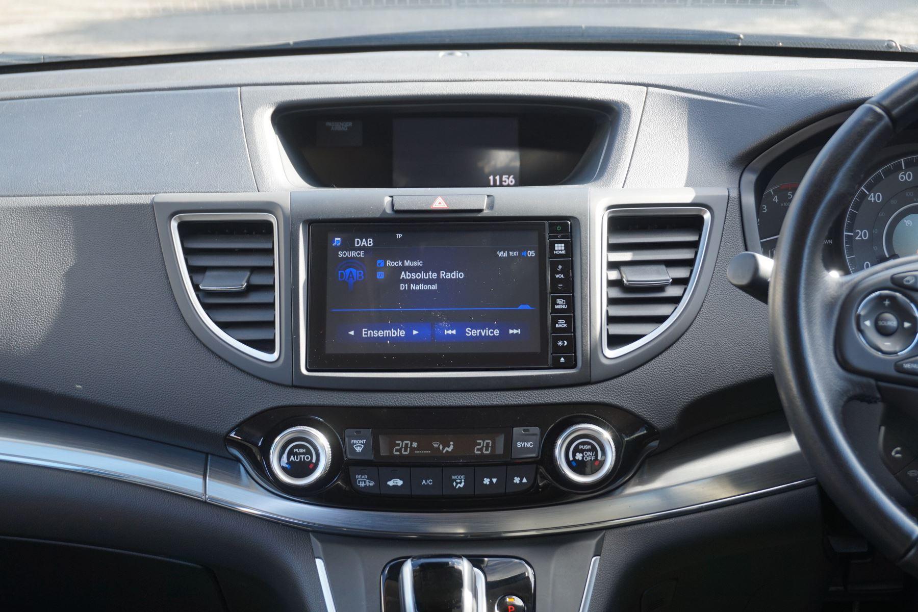 Honda CR-V 1.6 i-DTEC 160 SE Plus 5dr [Nav] 4WD image 11