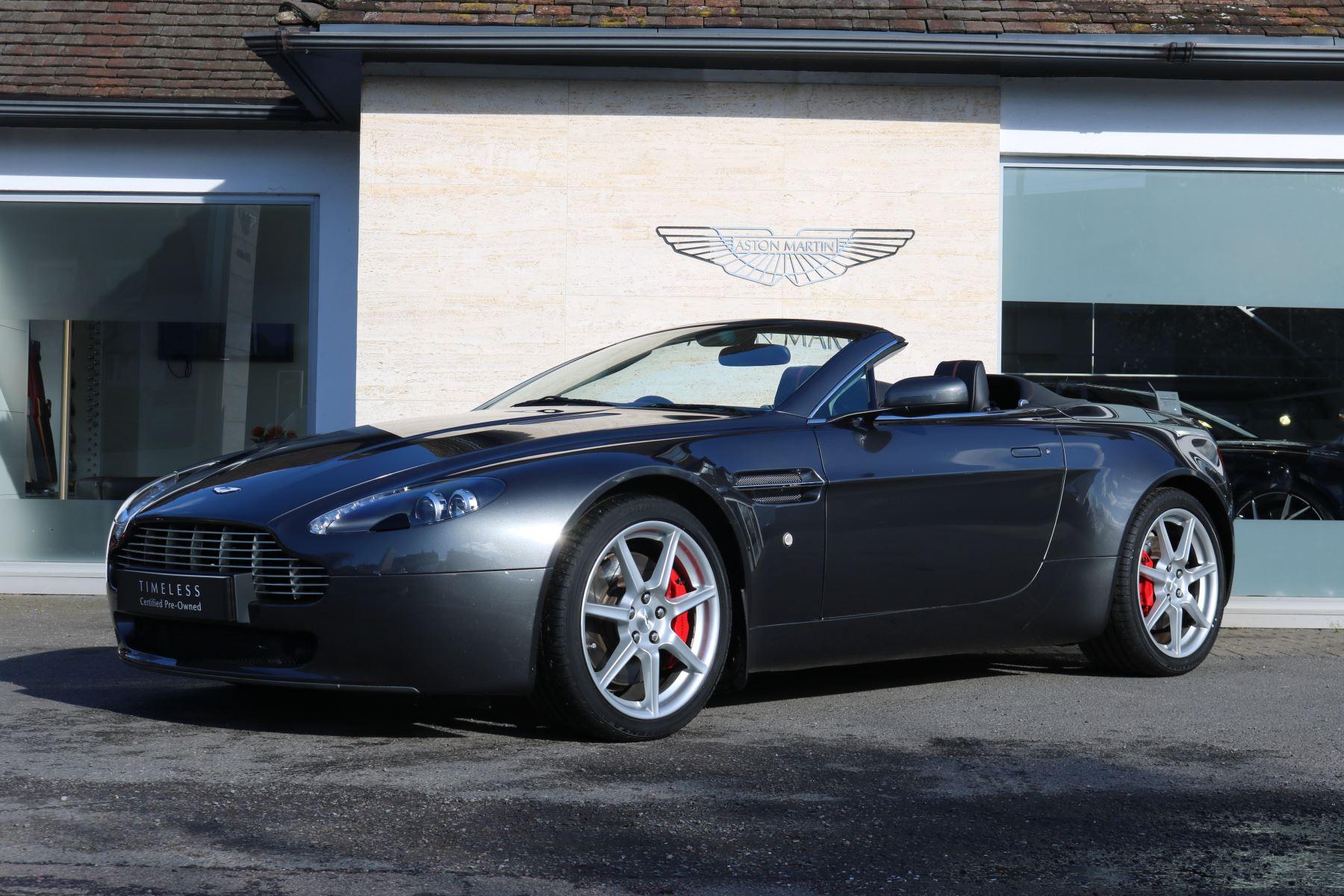 Aston Martin V8 Vantage Roadster 2dr 4.3 Roadster (2008) image