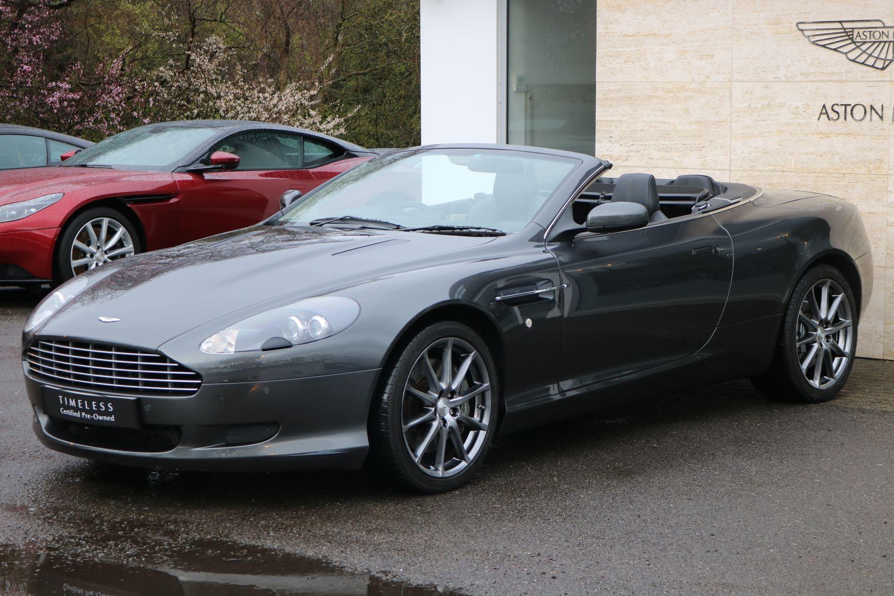 Aston Martin DB9 V12 2dr Volante Touchtronic [470] 5.9 Automatic Convertible (2009) image