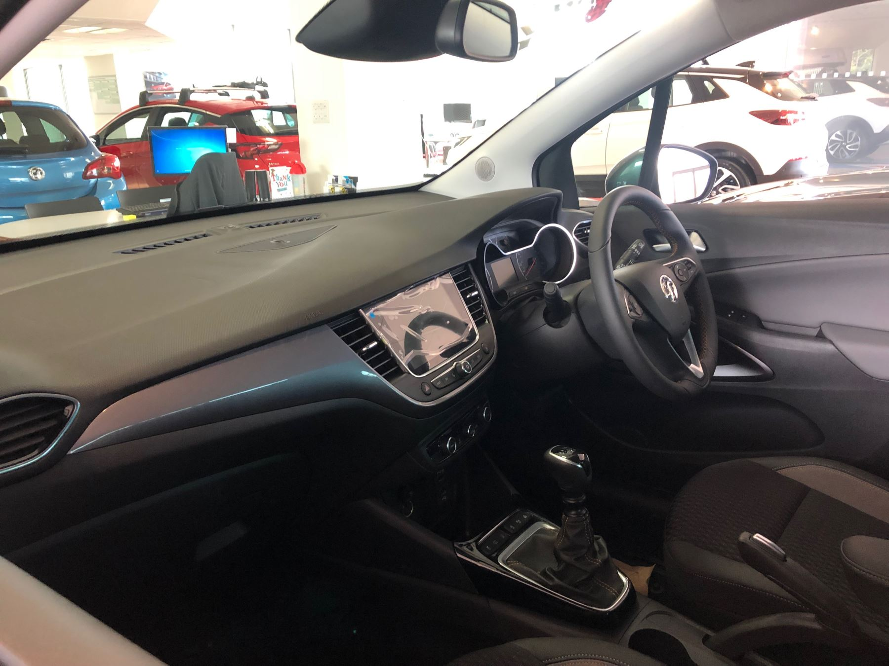 Vauxhall Crossland X 1.2T ecoTec [110] Elite Nav [Start Stop] image 8