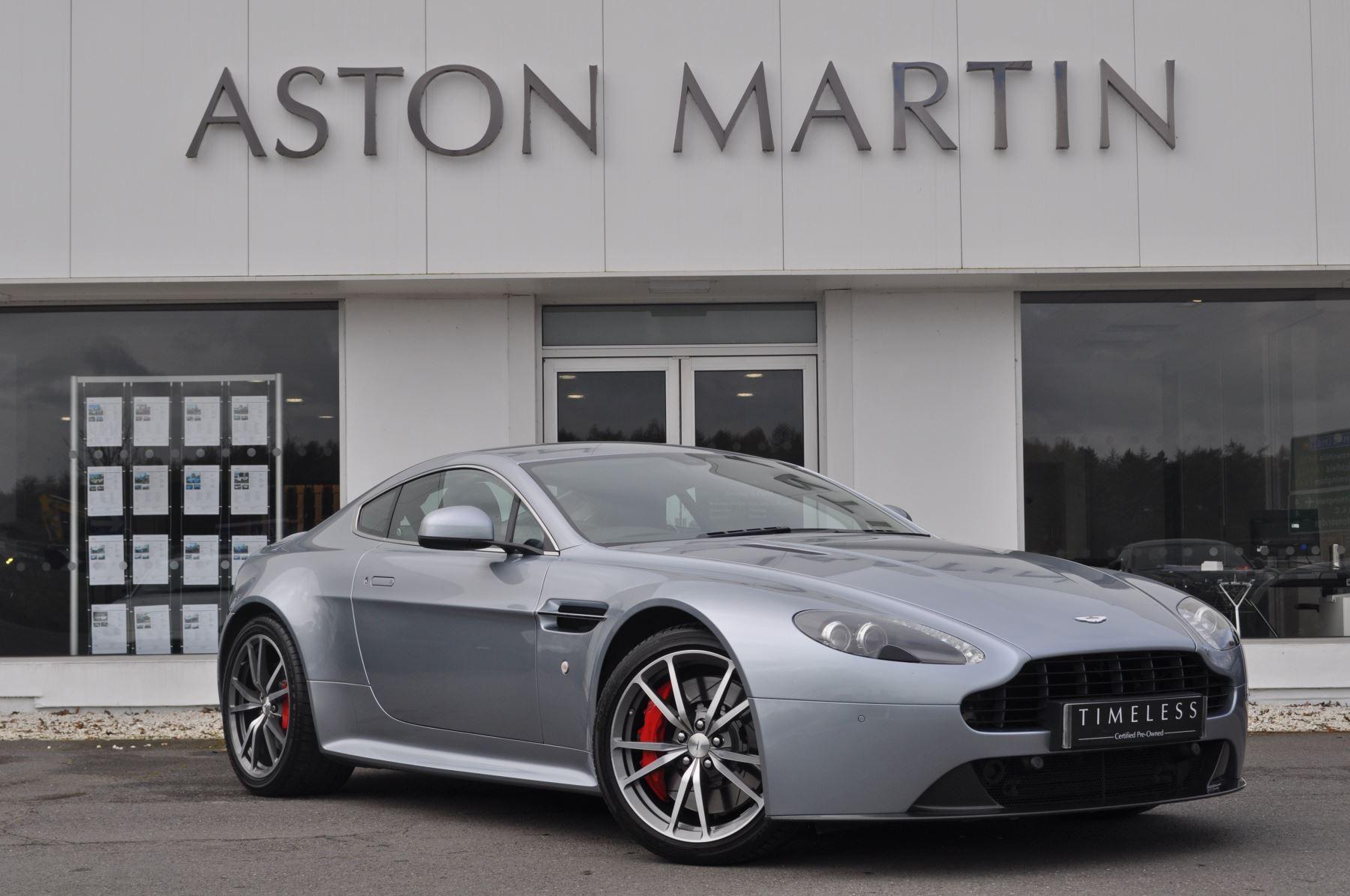 Aston Martin V8 Vantage S Coupe Coupe image 3