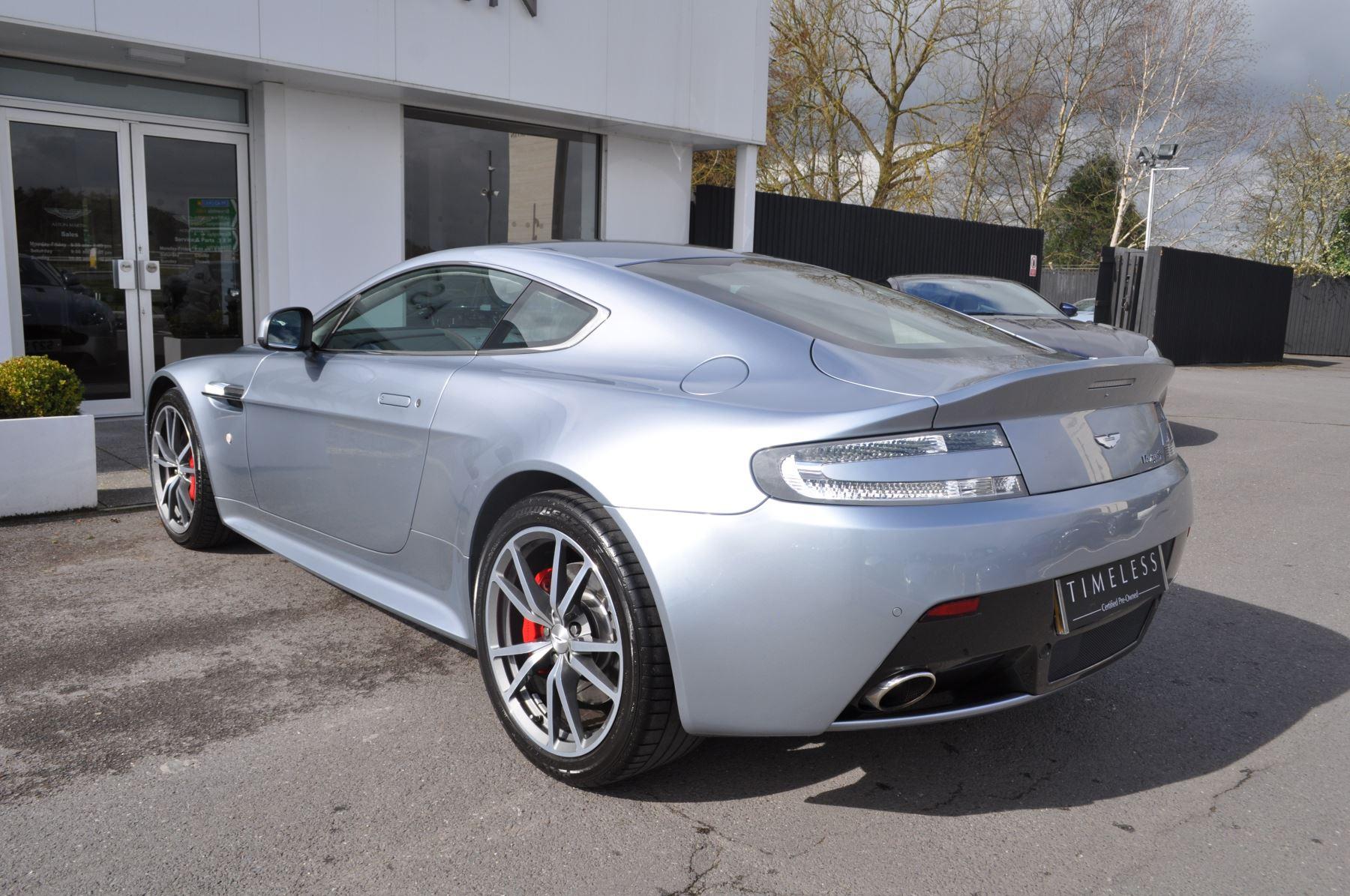 Aston Martin V8 Vantage S Coupe Coupe image 7