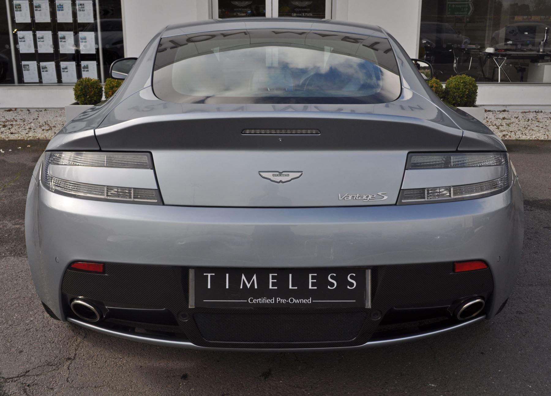Aston Martin V8 Vantage S Coupe Coupe image 9