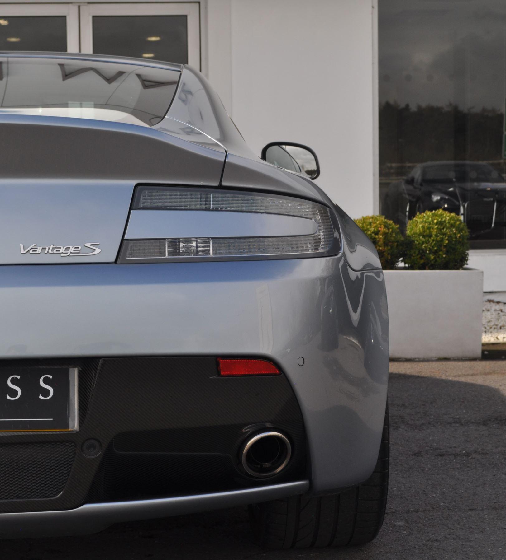 Aston Martin V8 Vantage S Coupe Coupe image 10