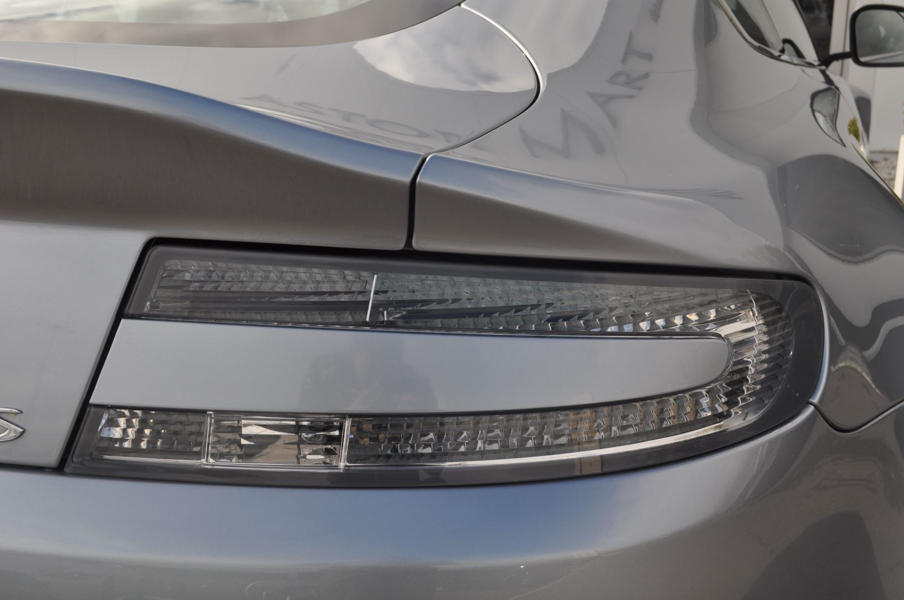 Aston Martin V8 Vantage S Coupe Coupe image 11