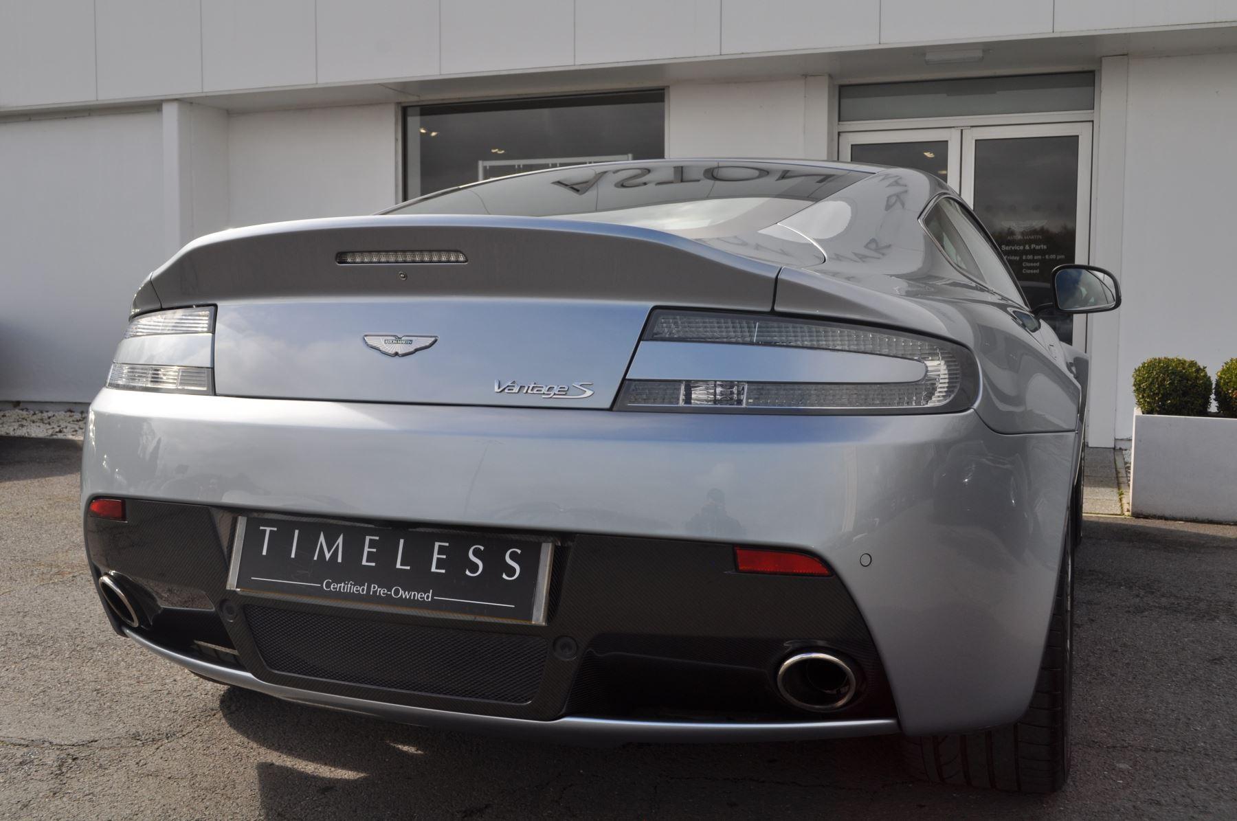 Aston Martin V8 Vantage S Coupe Coupe image 13