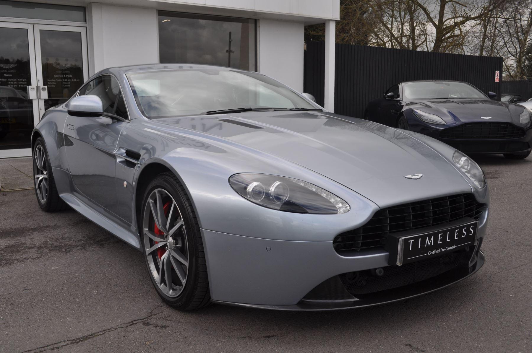 Aston Martin V8 Vantage S Coupe Coupe image 17