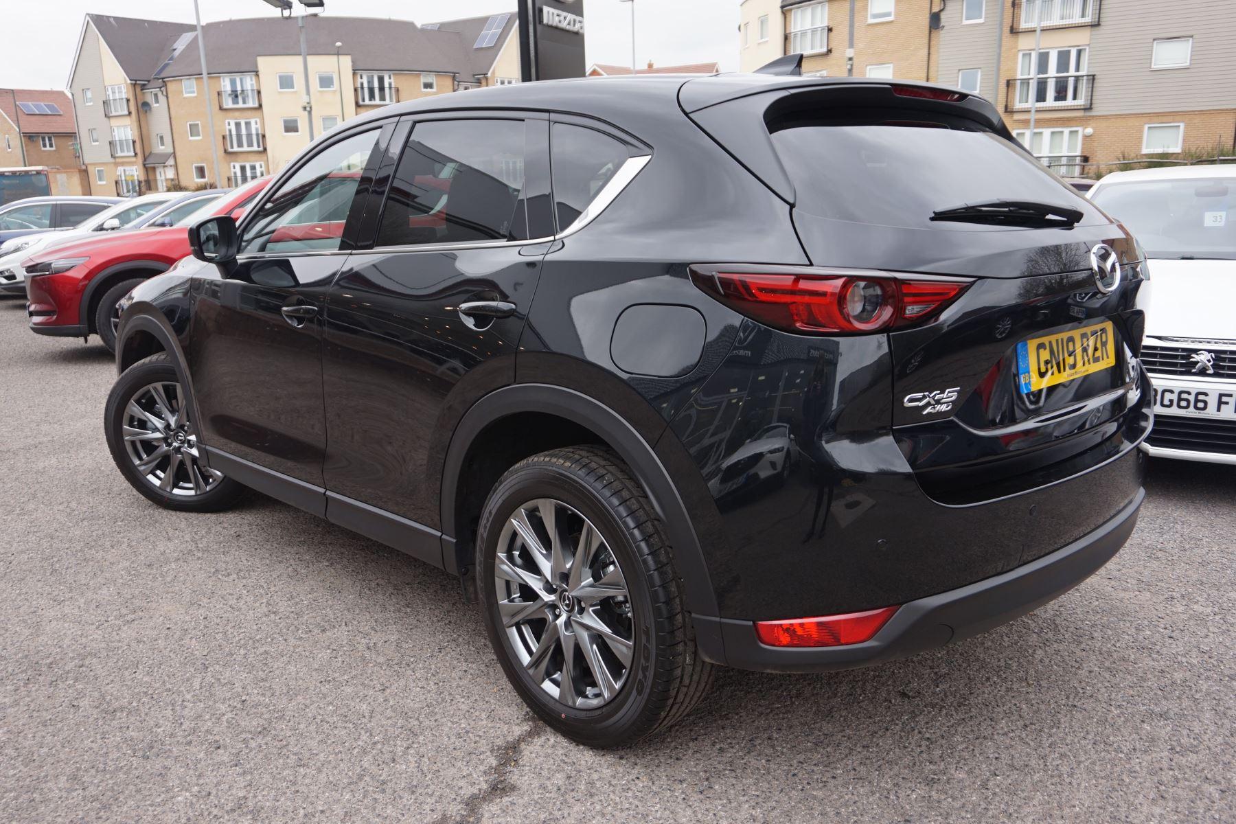 Mazda CX-5 2.2d GT Sport Nav+ 5dr AWD image 5