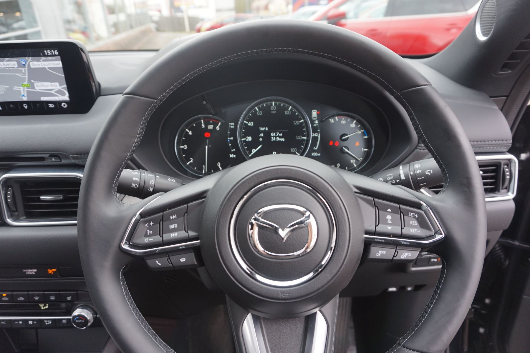 Mazda CX-5 2.2d GT Sport Nav+ 5dr AWD image 18