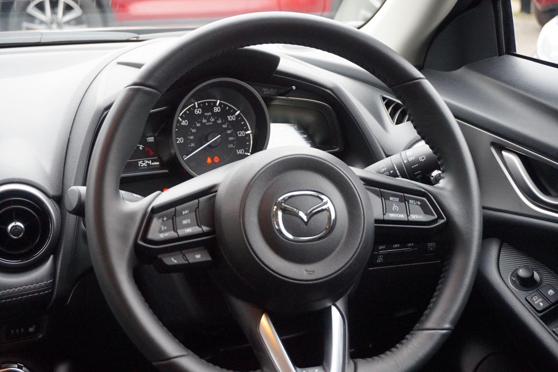Mazda CX-3 2.0 SE-L Nav + 5dr image 16