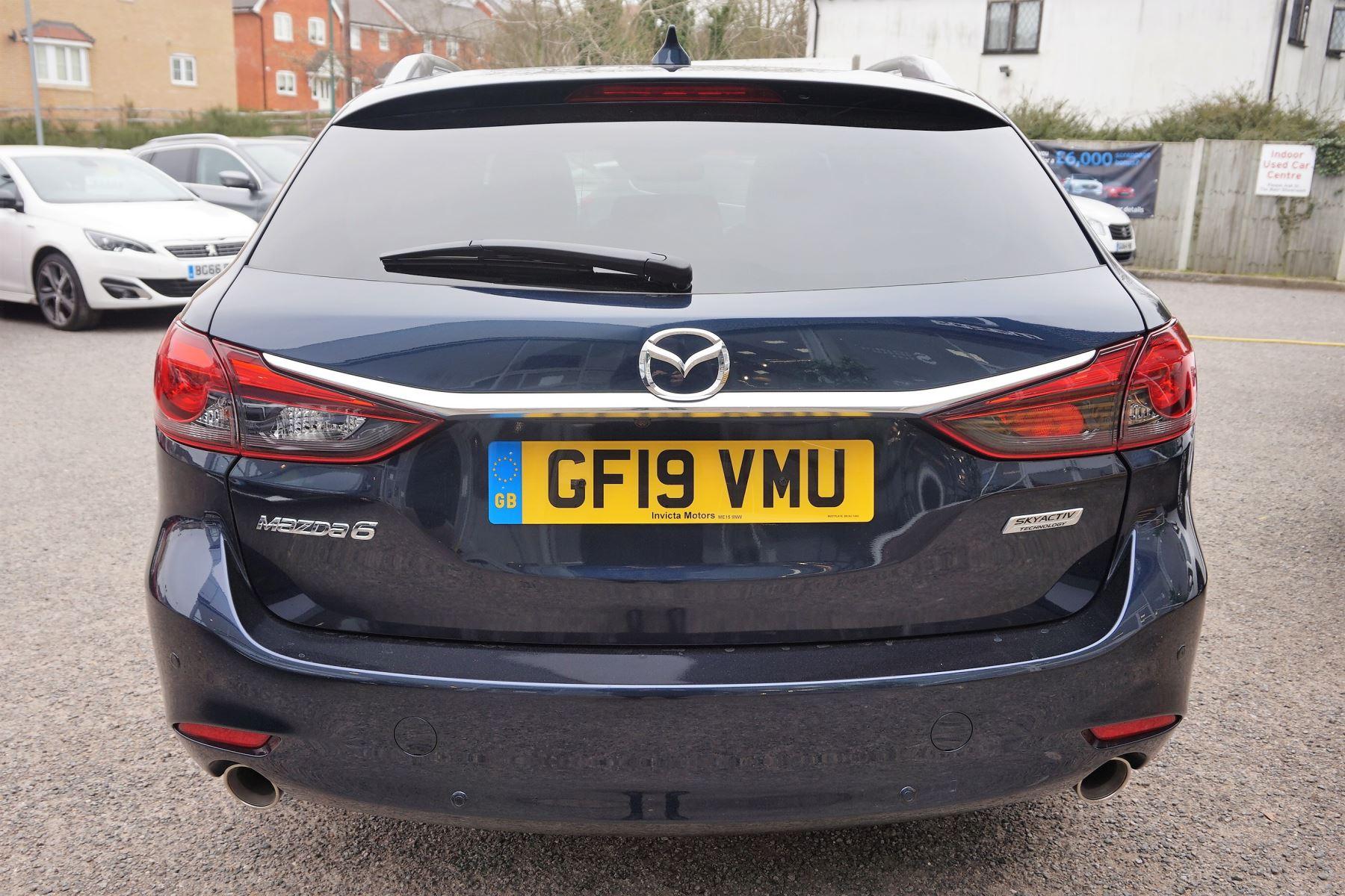 Mazda 6 2.2d GT Sport Nav+ 5dr image 4