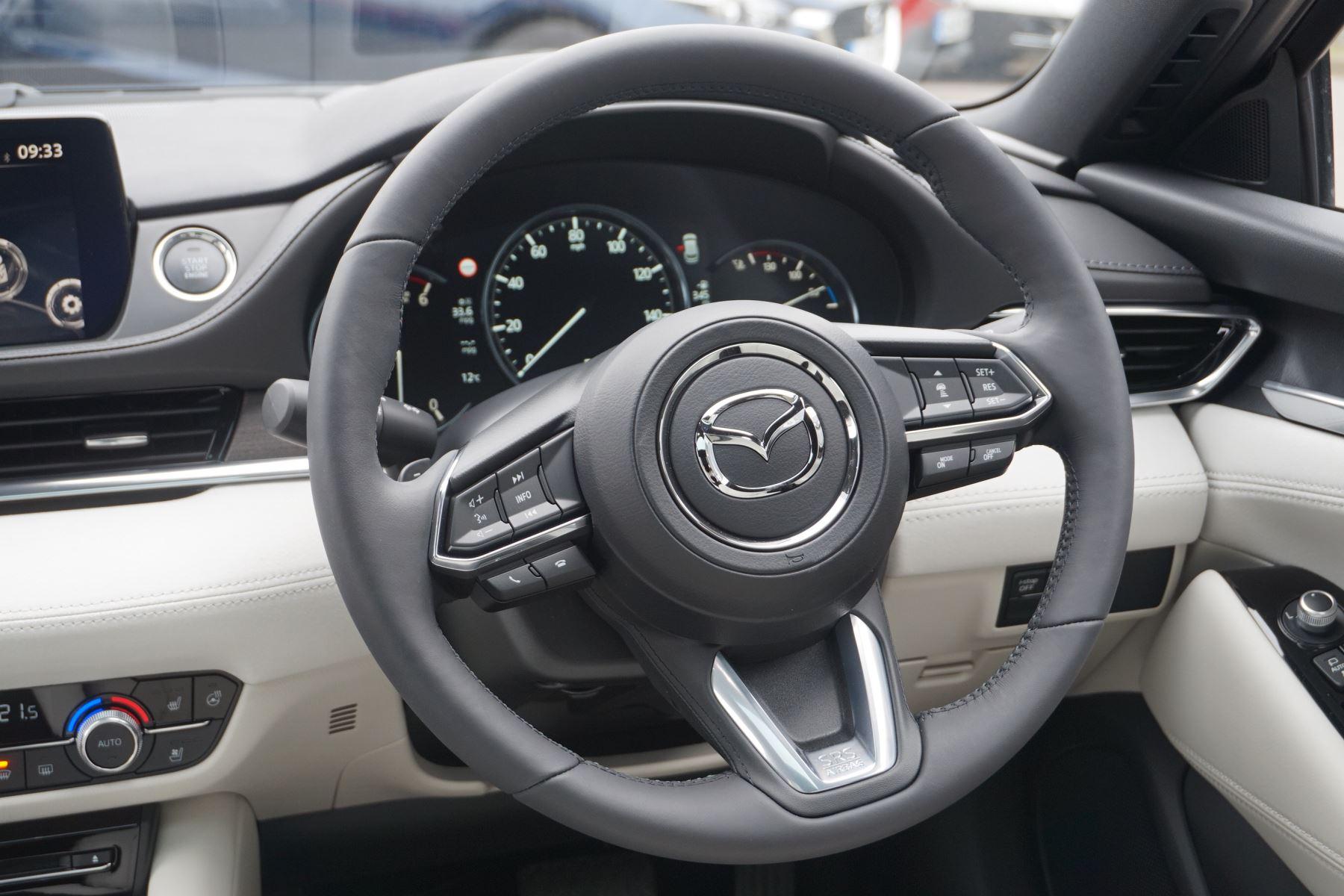 Mazda 6 2.2d GT Sport Nav+ 5dr image 16