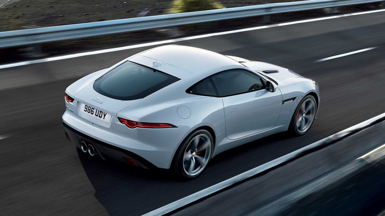 Jaguar F-TYPE 3.0 (380) S/C V6 Chequered Flag AWD SPECIAL EDITIONS image 2