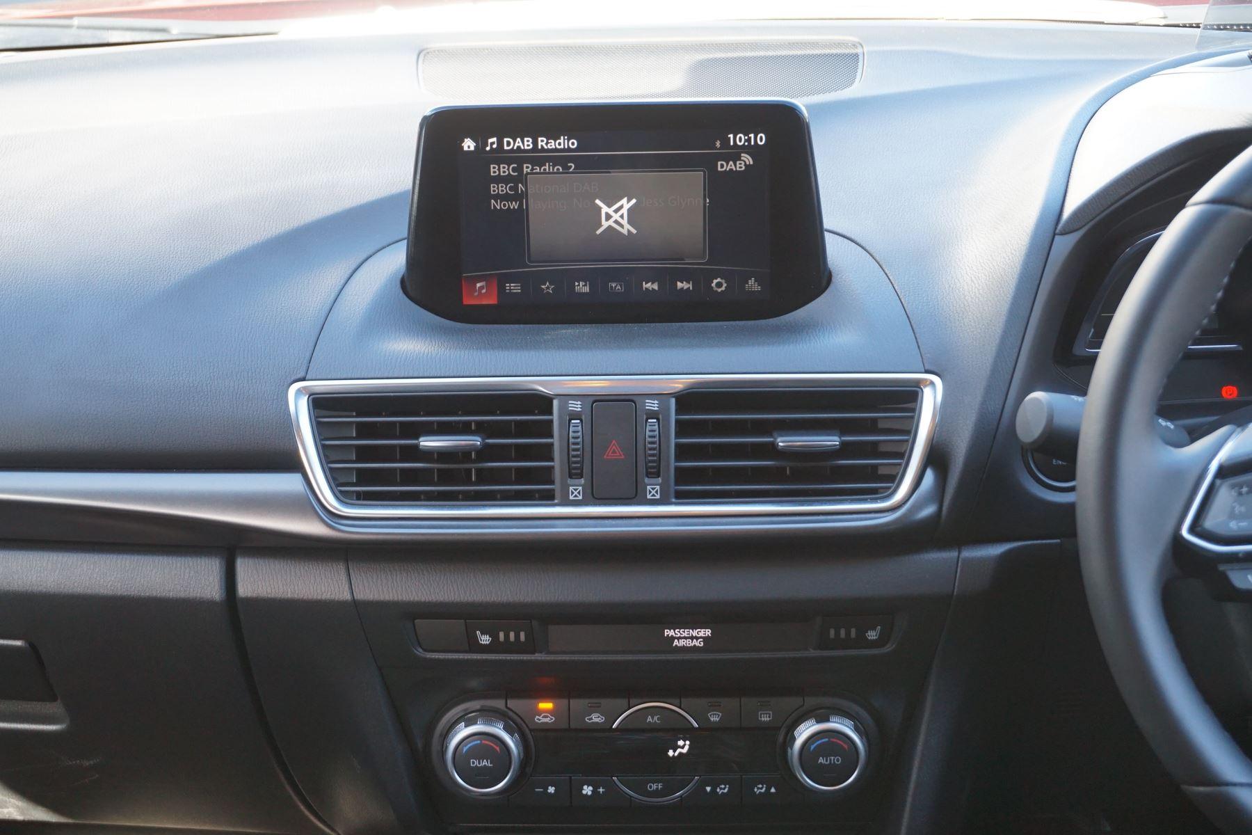 Mazda 3 2.2d Sport Nav 5dr image 9