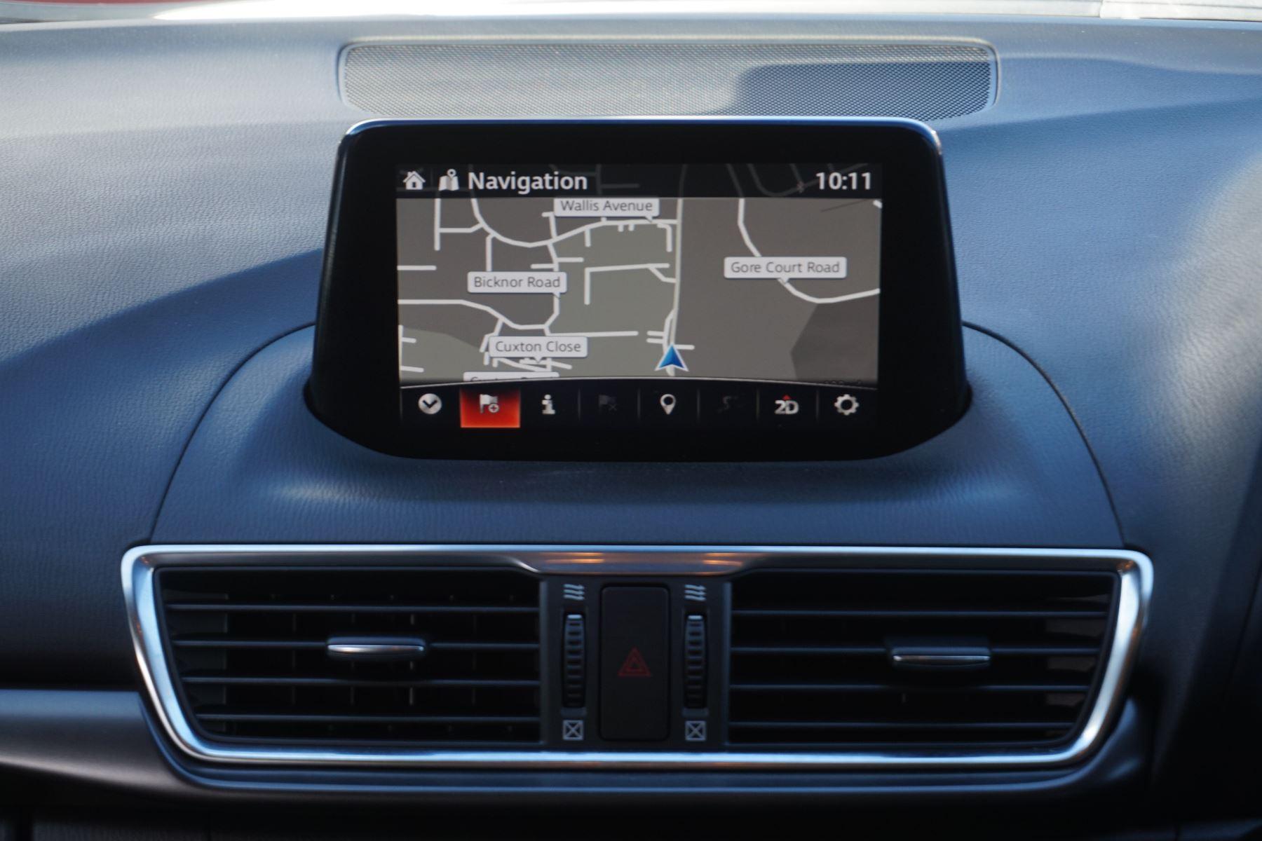 Mazda 3 2.2d Sport Nav 5dr image 15