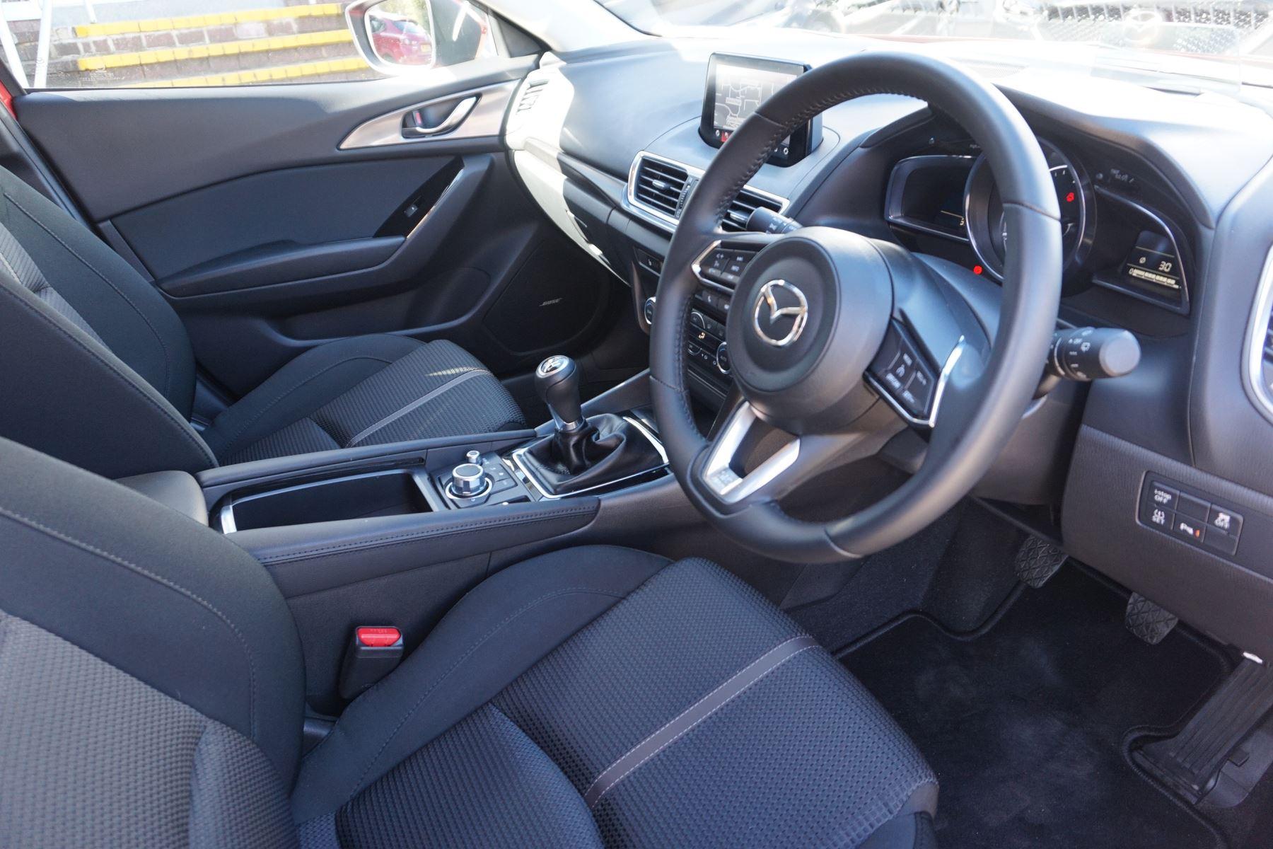 Mazda 3 2.2d Sport Nav 5dr image 16