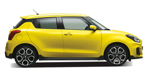 New Suzuki Swift Sport Cars