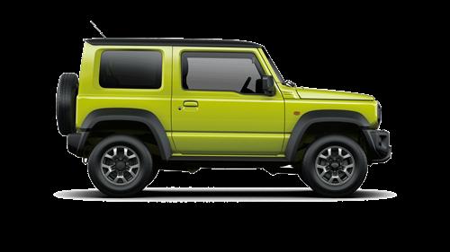 New Suzuki Jimny Cars