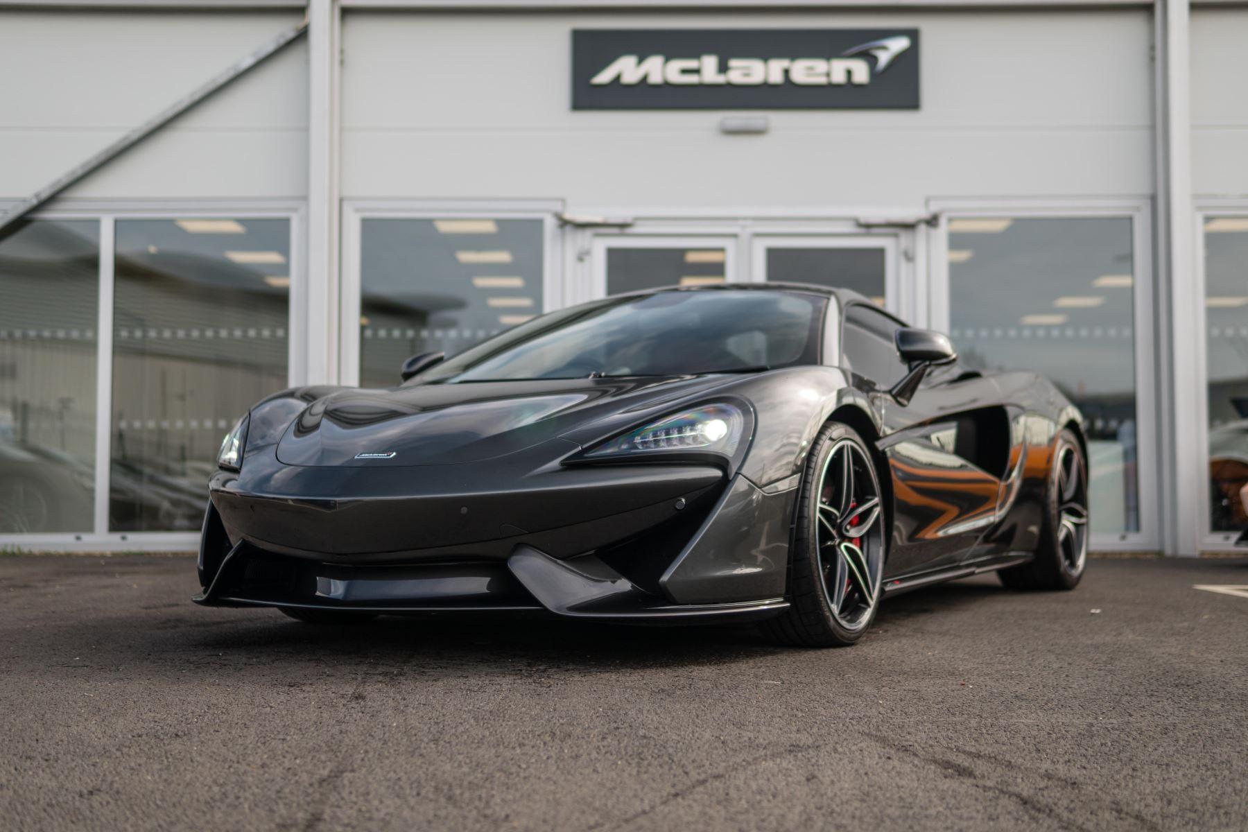 McLaren 570S Coupe Coupe 3.8SSG Semi-Automatic 2 door (2017) image