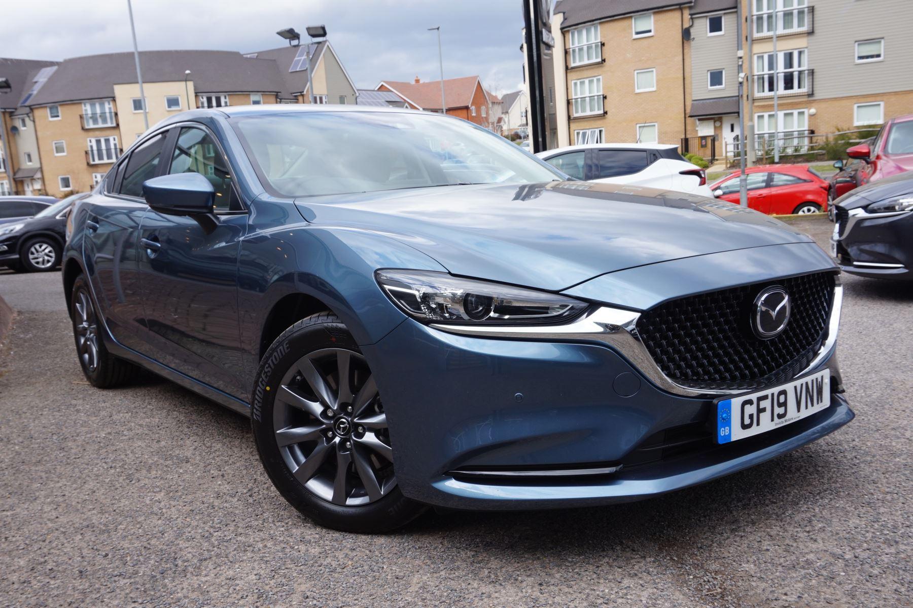 Mazda 6 2.2d SE-L Lux Nav+ 4dr image 1
