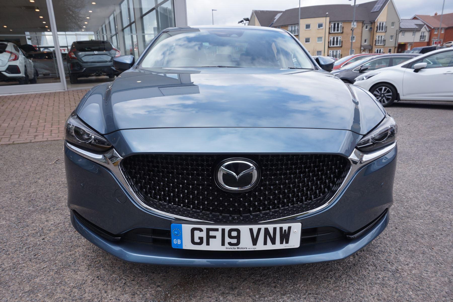 Mazda 6 2.2d SE-L Lux Nav+ 4dr image 2