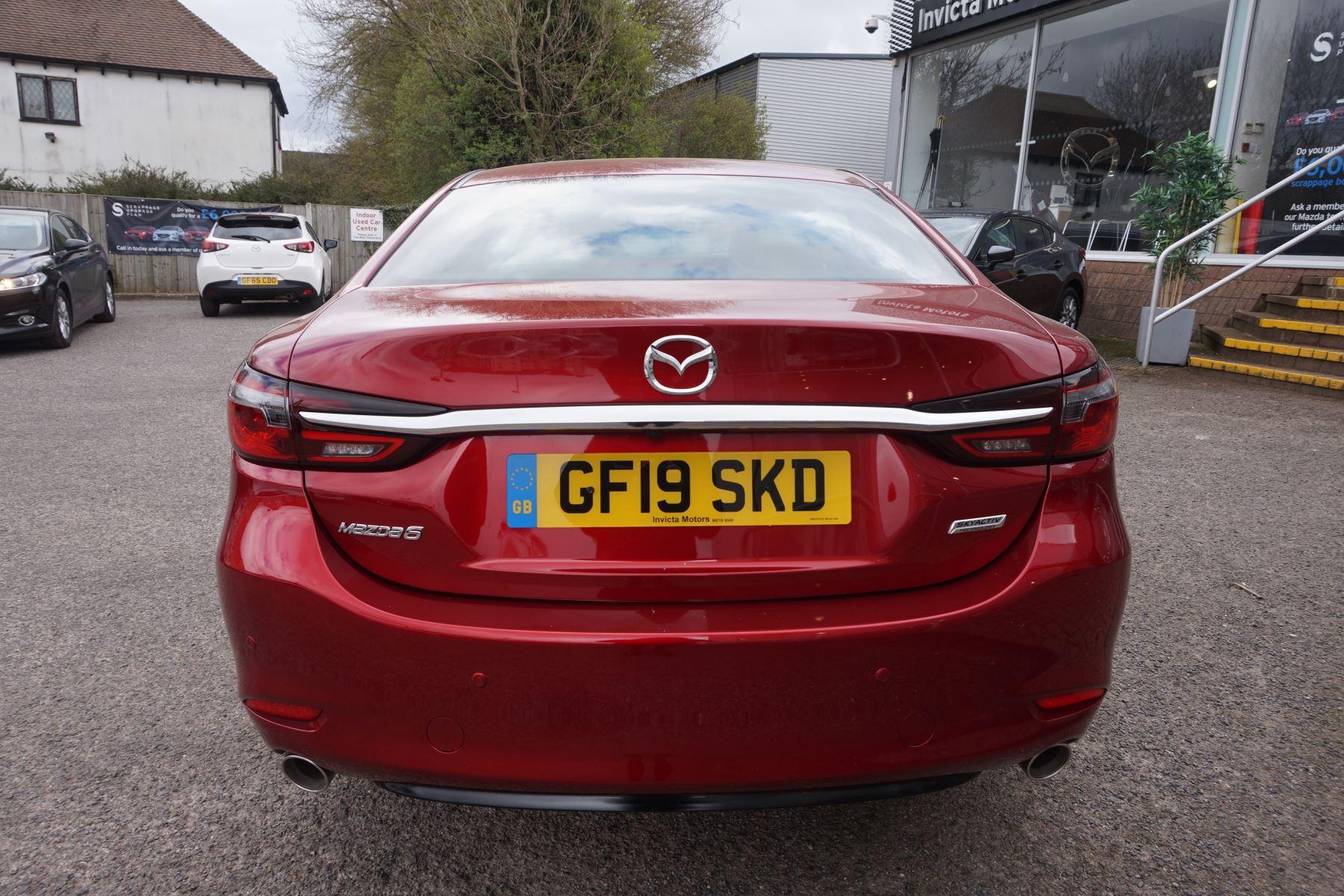 Mazda 6 Saloon 2.2d GT Sport Nav+ 4dr image 4