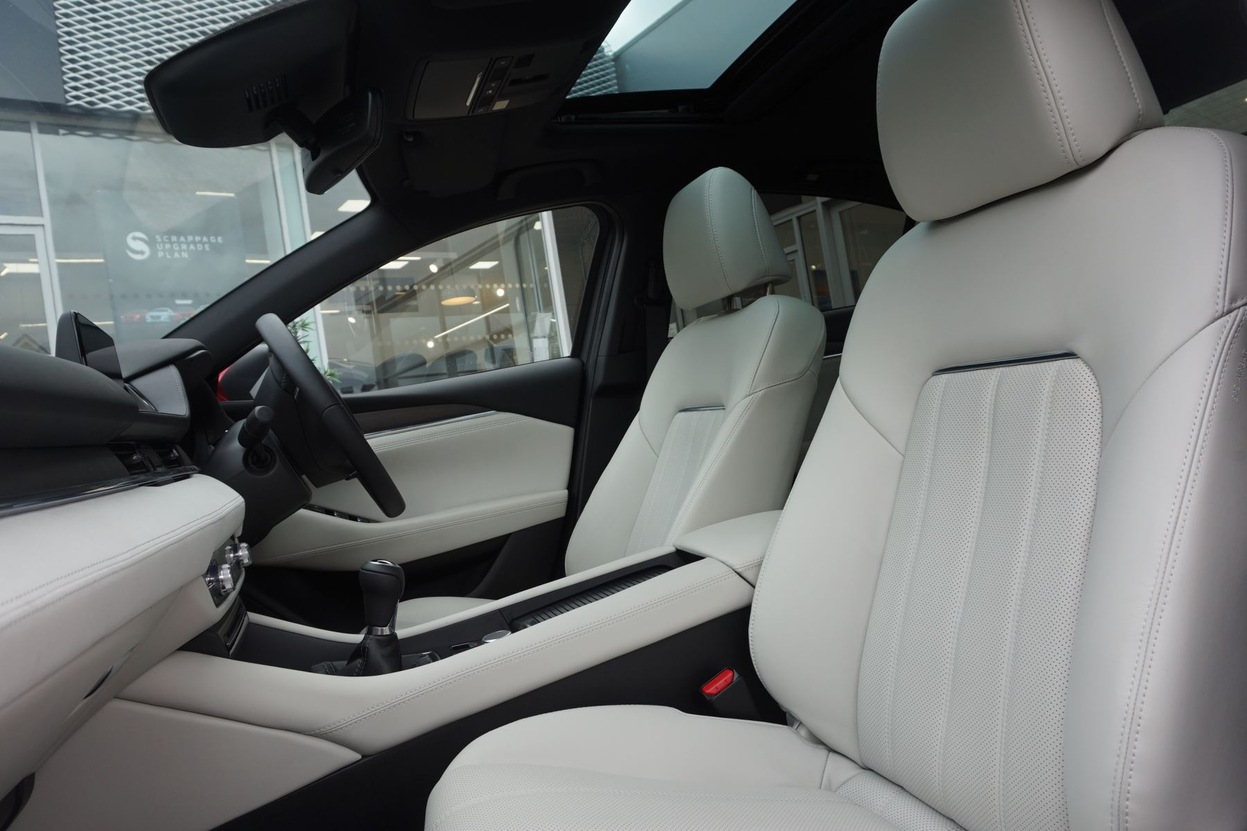 Mazda 6 Saloon 2.2d GT Sport Nav+ 4dr image 8