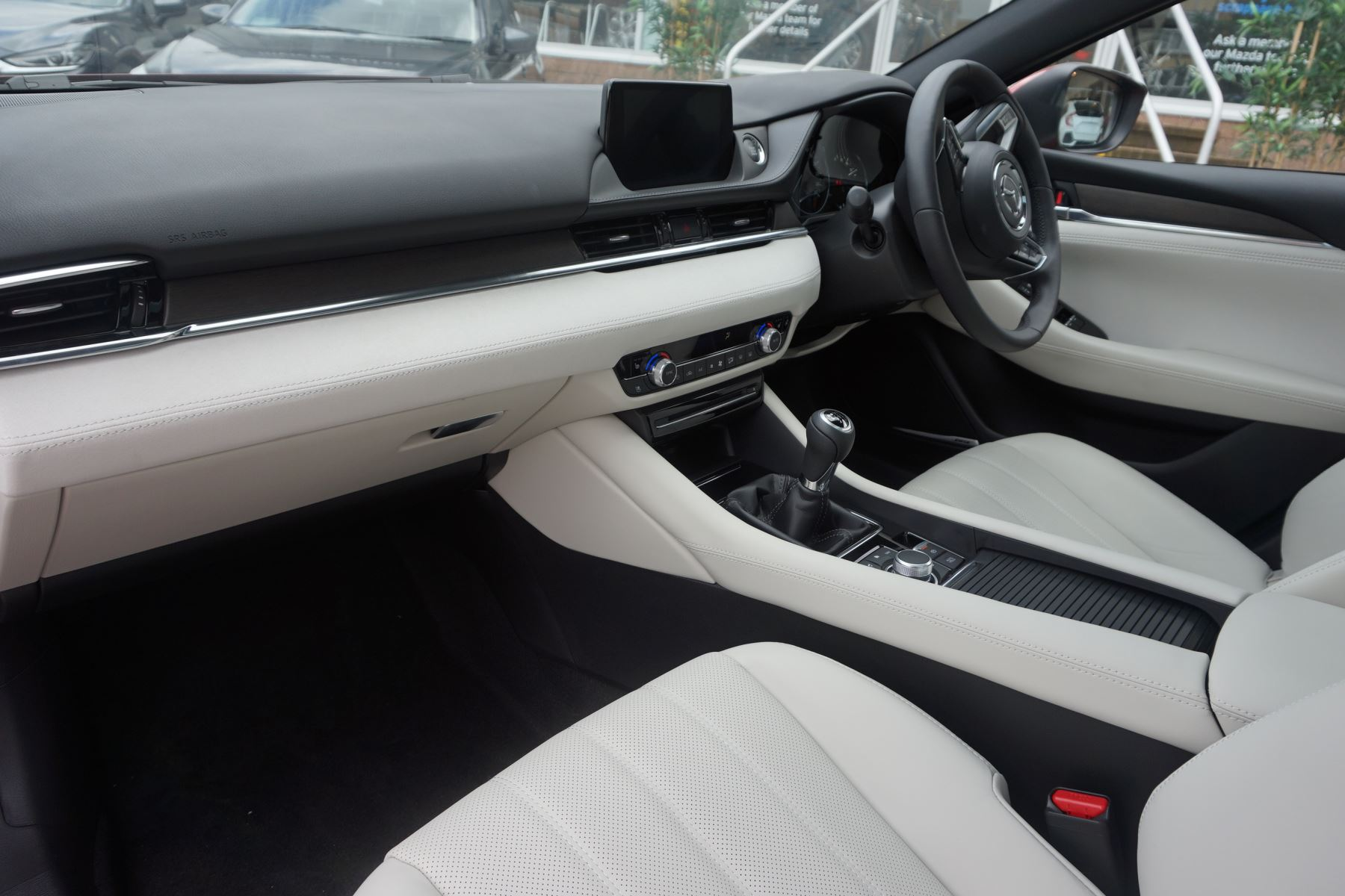 Mazda 6 Saloon 2.2d GT Sport Nav+ 4dr image 10