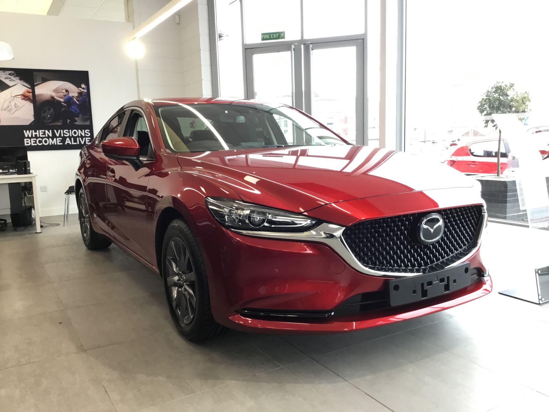 Mazda 6 2.0 SE-L Nav+ 4dr image 1