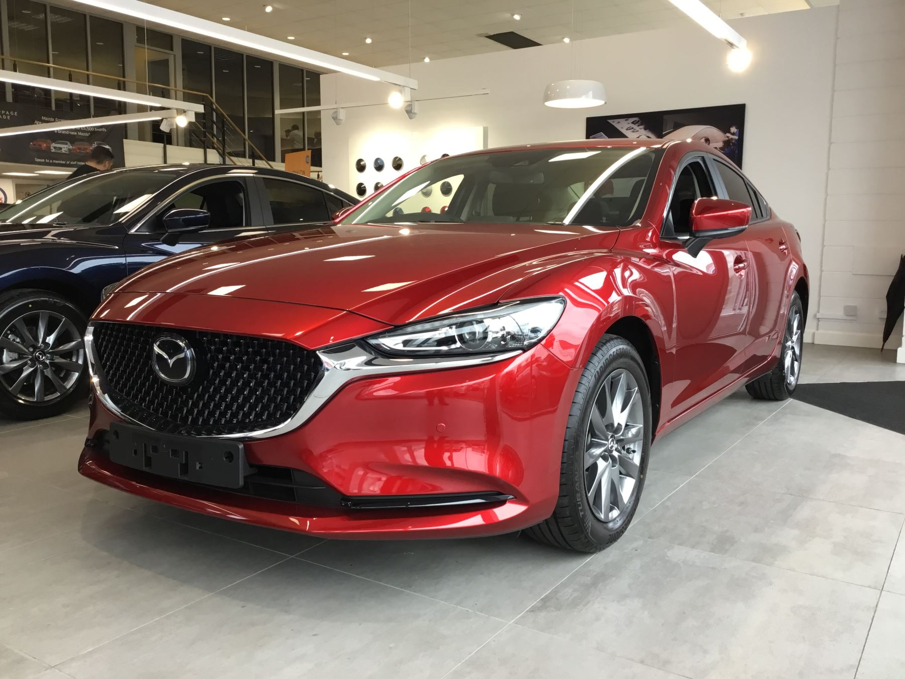Mazda 6 2.0 SE-L Nav+ 4dr image 2