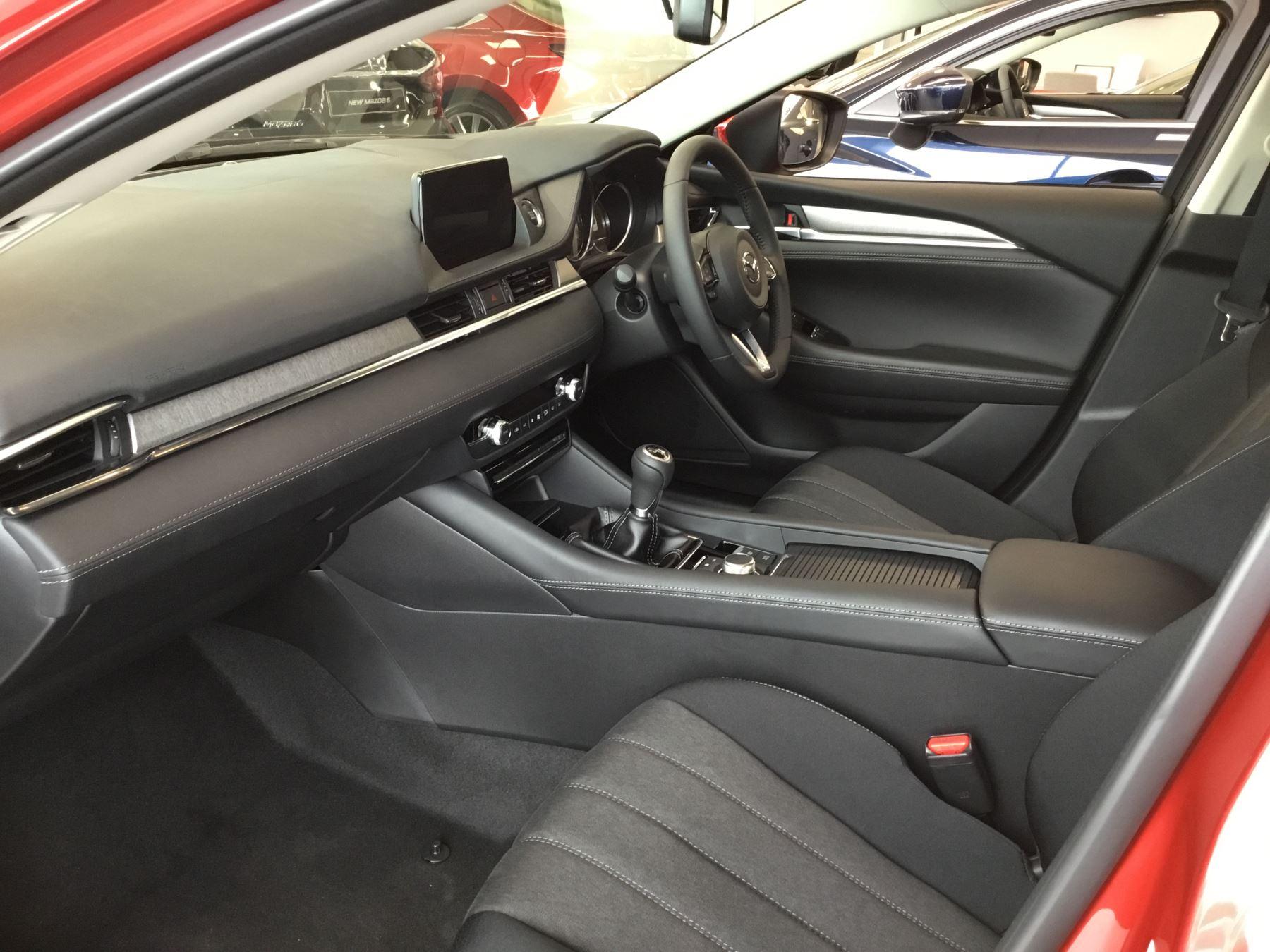 Mazda 6 2.0 SE-L Nav+ 4dr image 8