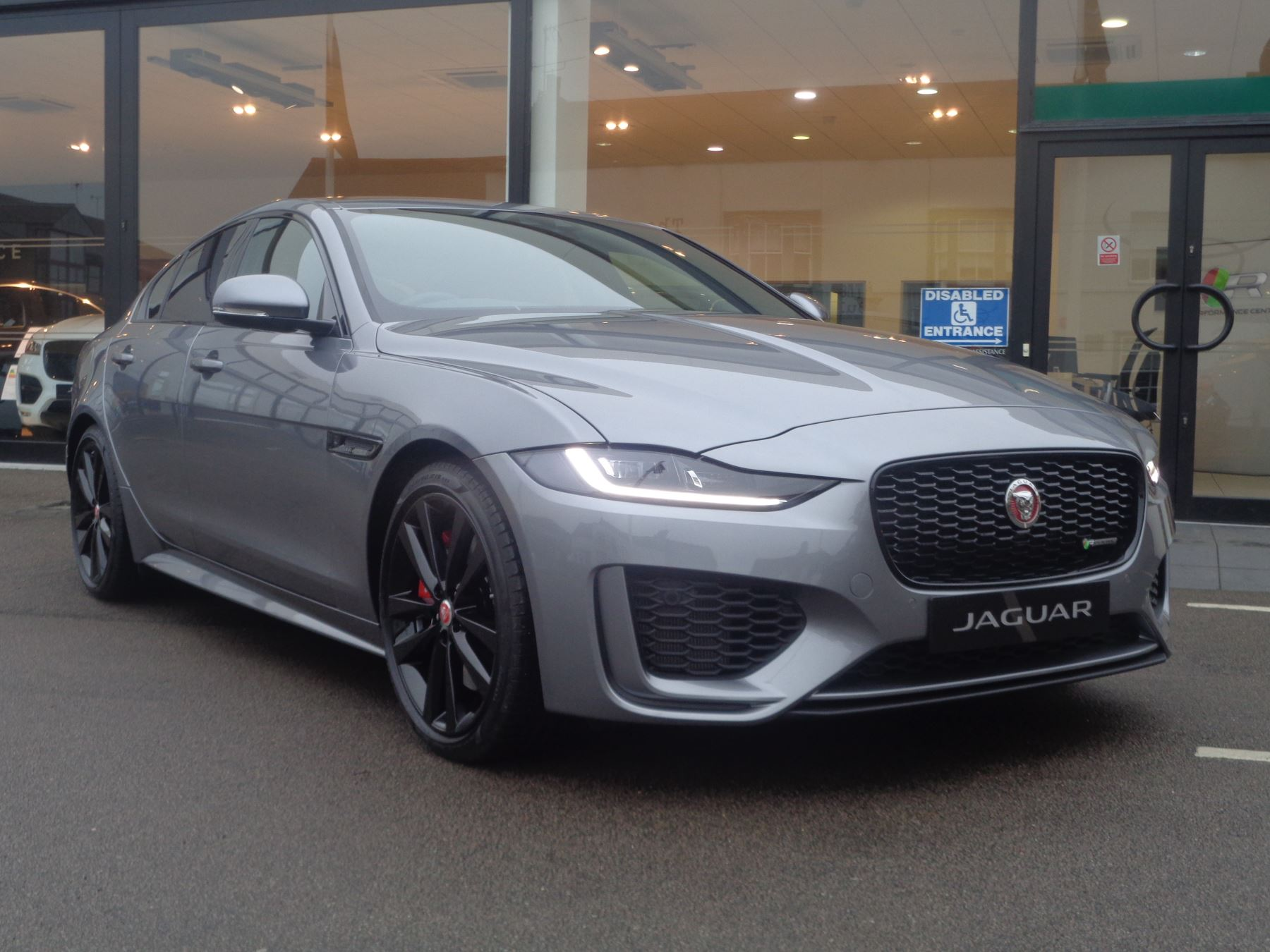 Jaguar  First Choice for Servicing in Essex