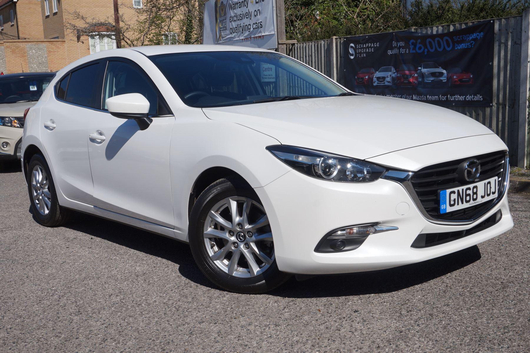 Mazda 3 2.2d SE-L Nav 5dr image 1